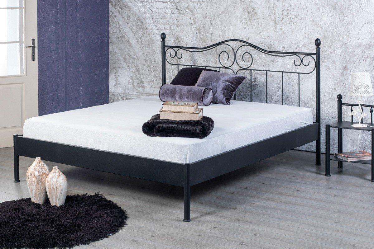 Bed Box Alessia 1021 Bett Schwarz Metall 120 X 200 Mobel Letz Ihr Online Shop