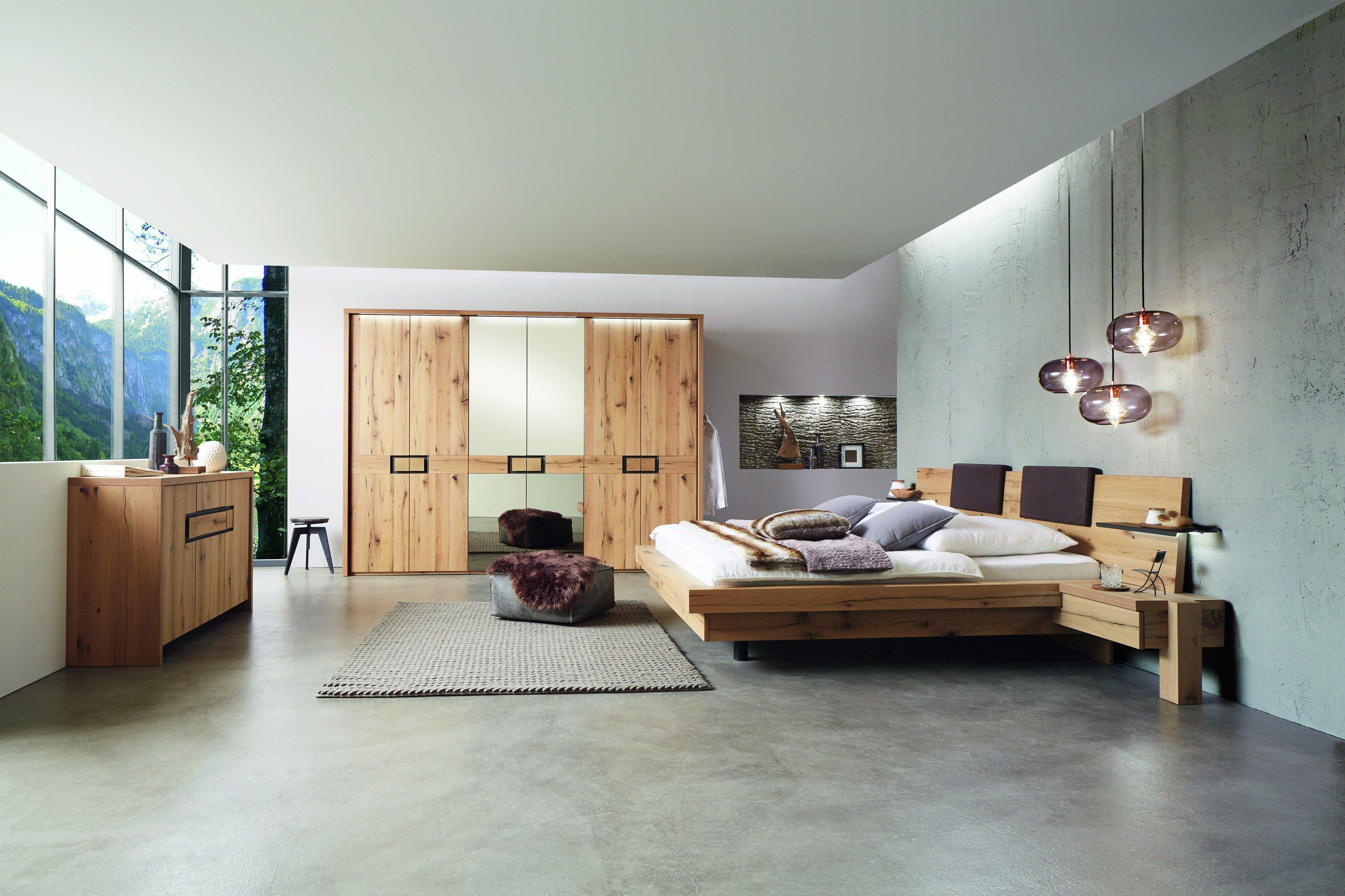 wsm 2100 von wostmann komplett schlafzimmer eiche altholz