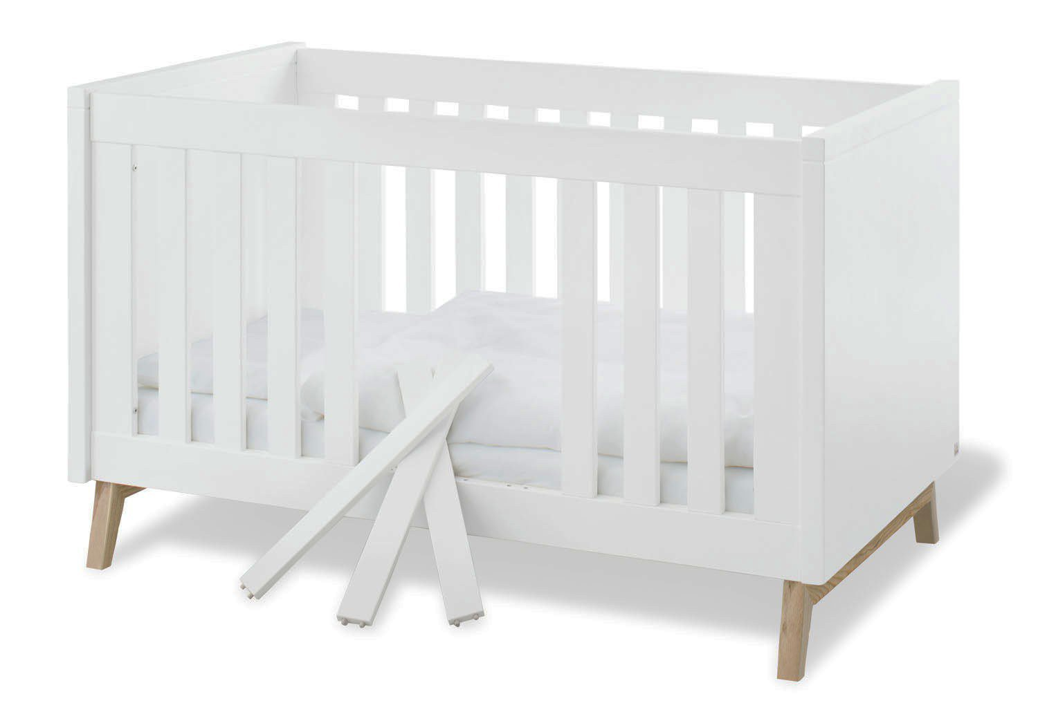 babybett auf rechnung perfect urra mona kiefer wei inkl komplettset spielbr with babybett auf. Black Bedroom Furniture Sets. Home Design Ideas