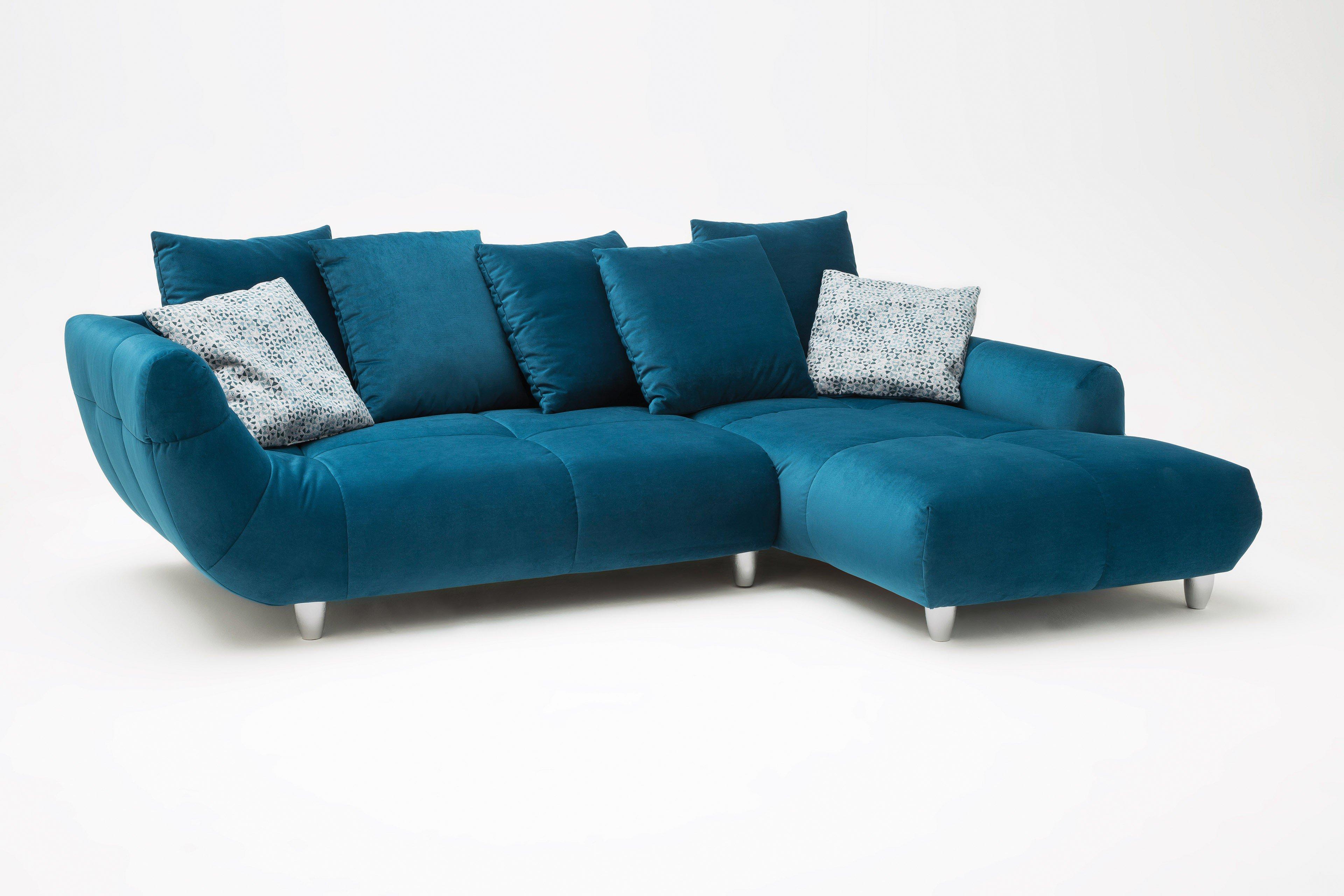 nova via jaipur polsterecke petrol m bel letz ihr online shop. Black Bedroom Furniture Sets. Home Design Ideas