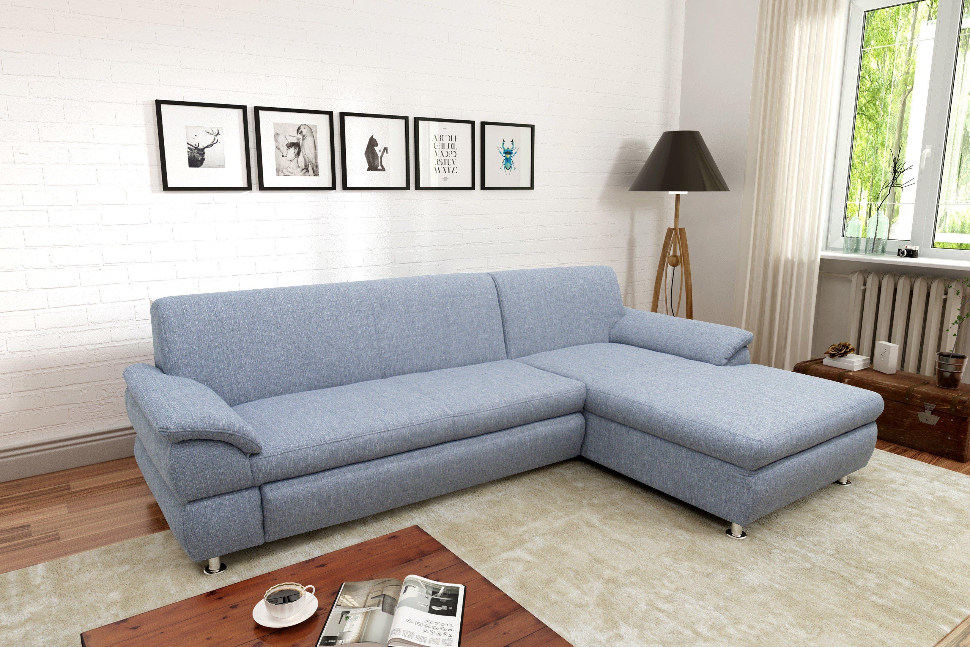 Sideboard Domo Design : Domo collection bounty ecksofa silber möbel letz ihr online shop