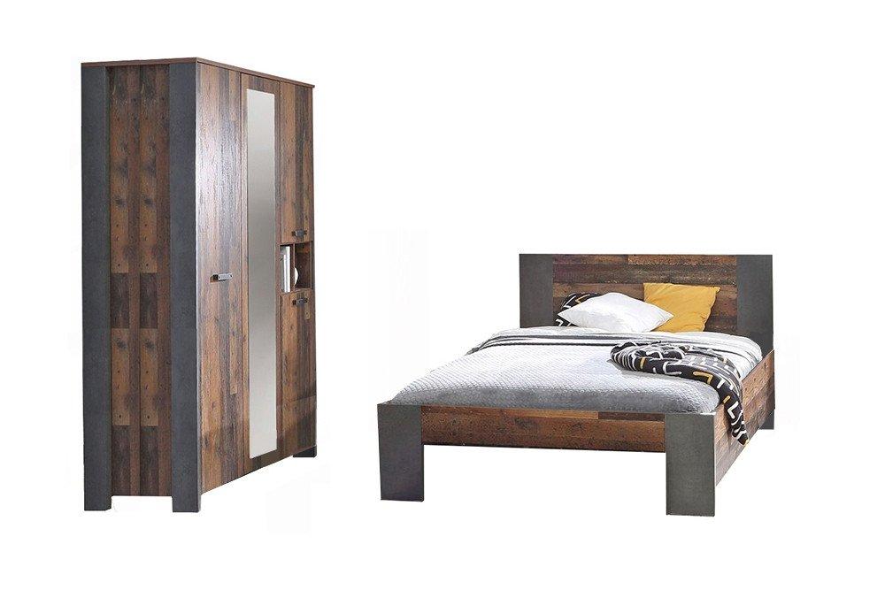 Forte Clif Jugendzimmer Old Wood Vintage | Möbel Letz - Ihr Online-Shop