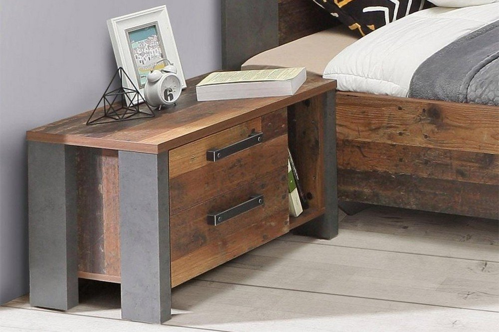 forte clif jugendzimmer old wood vintage m bel letz ihr online shop. Black Bedroom Furniture Sets. Home Design Ideas