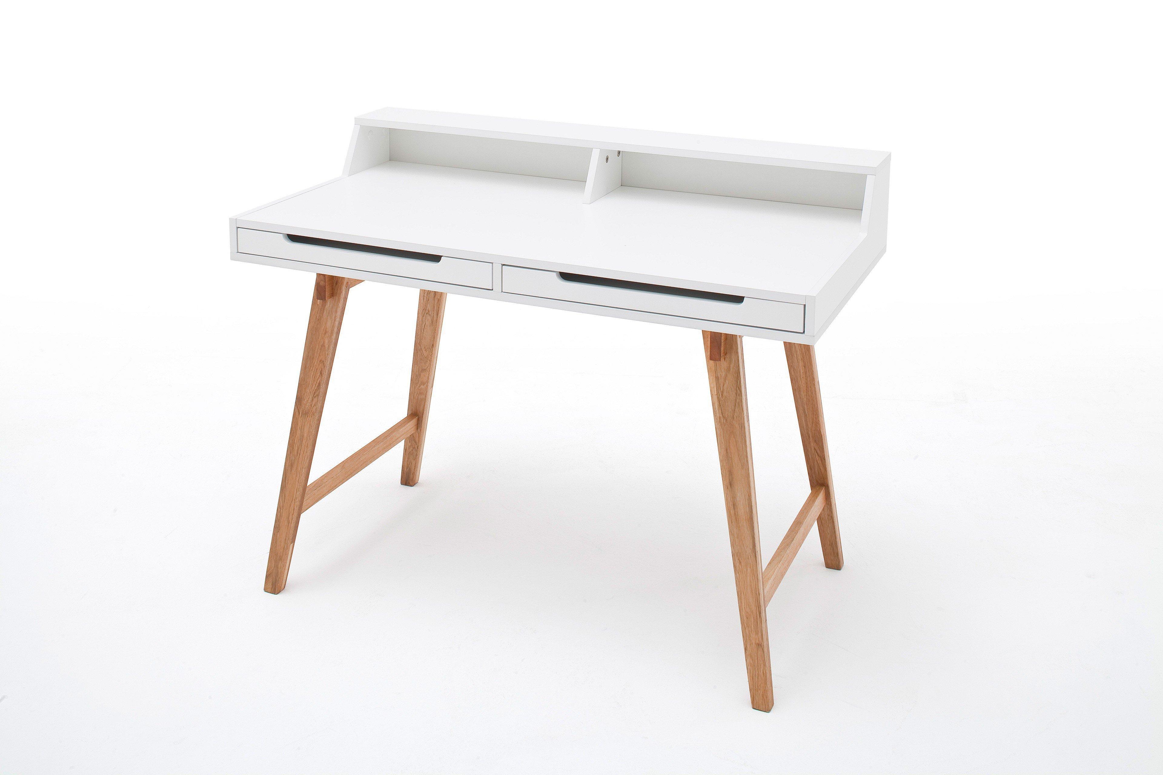 Mca Tiffy Schreibtisch Buche Weiß Möbel Letz Ihr Online Shop