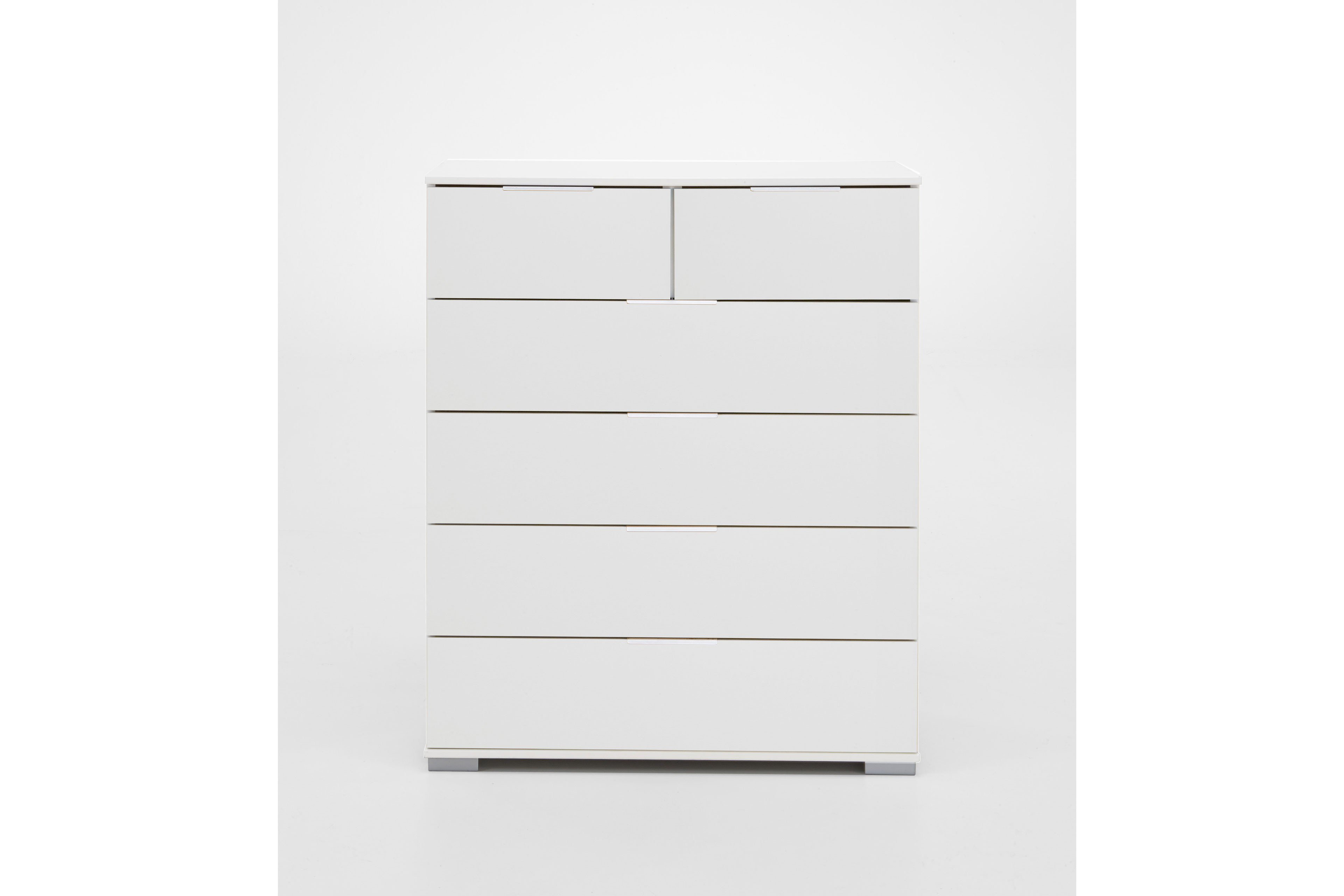 wimex kommode easy plus in wei m bel letz ihr online shop. Black Bedroom Furniture Sets. Home Design Ideas