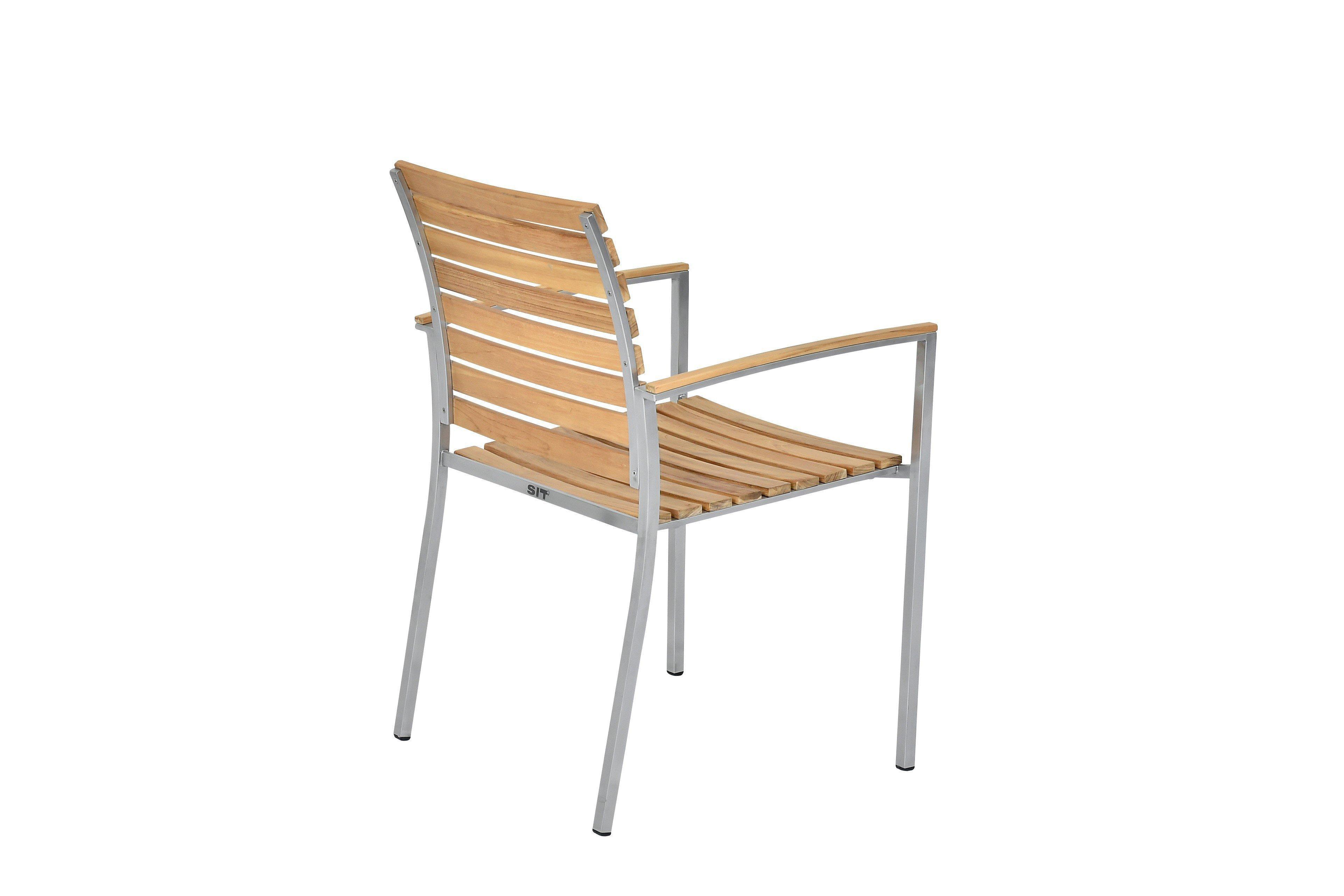Sit mobilia gartentisch oslo mit ausziehbarer teakplatte for Mobilia 9 6