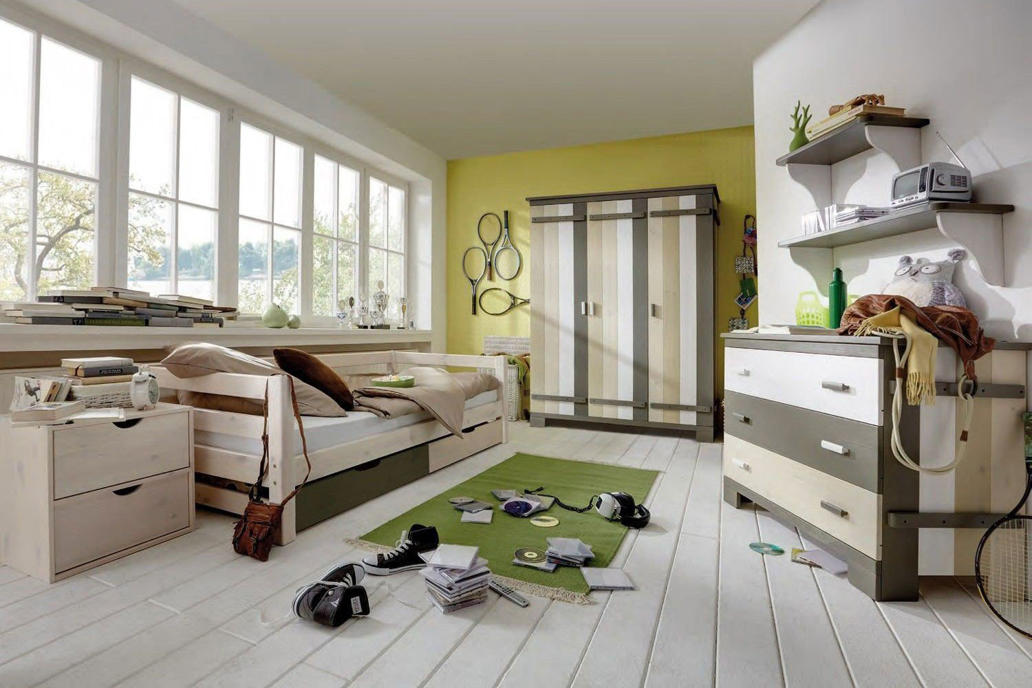 infanskids jugendzimmer merlin kiefer multicolor m bel letz ihr online shop. Black Bedroom Furniture Sets. Home Design Ideas