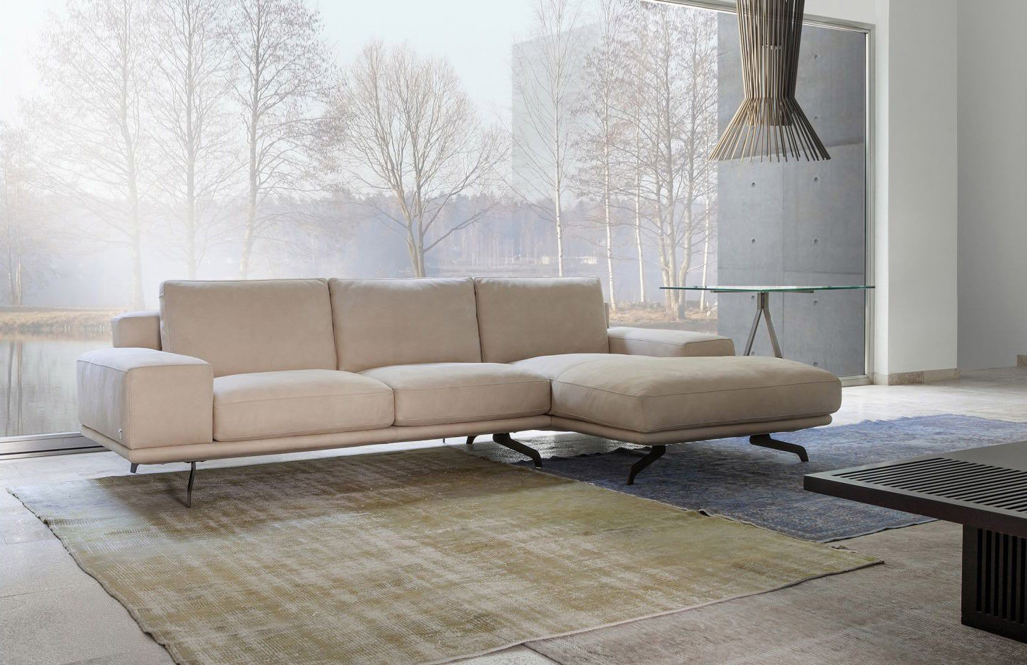 Calia Italia Planet Sofa In Beige Möbel Letz Ihr Online Shop