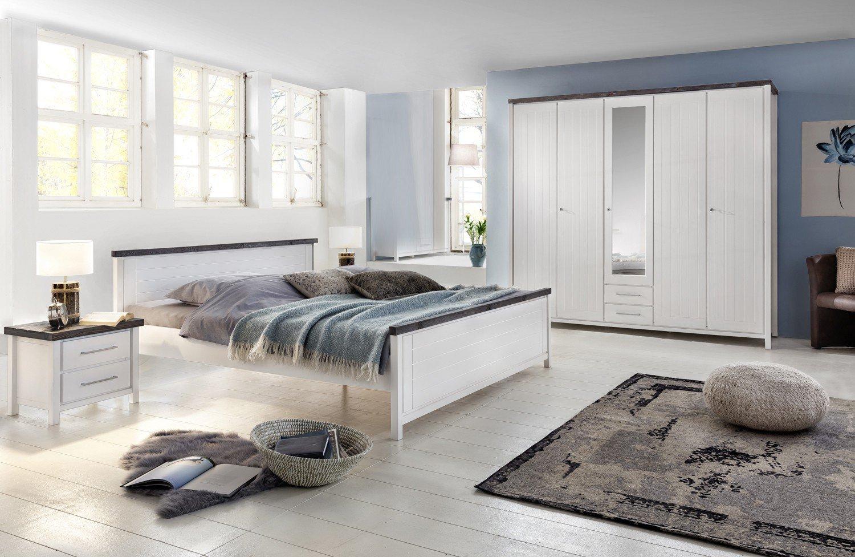 Malibu von Forestdream - Schlafzimmer-Set maritim