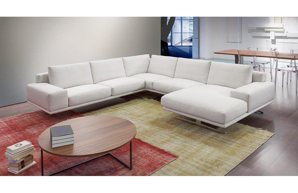 Calia Italia Planet Wohnlandschaft In Weiß Möbel Letz Ihr Online
