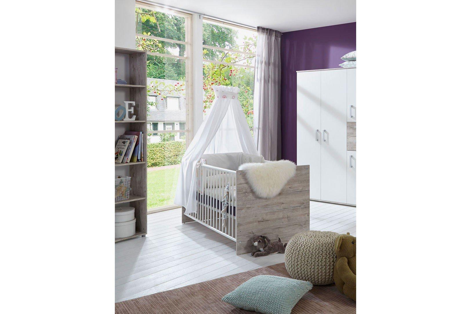 bente von arthur berndt kinderbett gitter mit rundst ben m bel letz ihr online shop. Black Bedroom Furniture Sets. Home Design Ideas