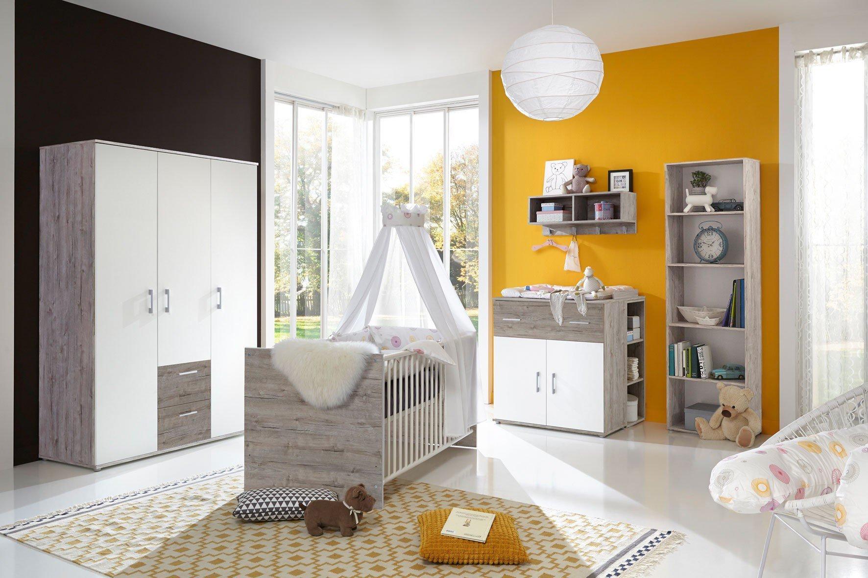 arthur berndt franzi babyzimmer sandeiche wei m bel letz ihr online shop. Black Bedroom Furniture Sets. Home Design Ideas