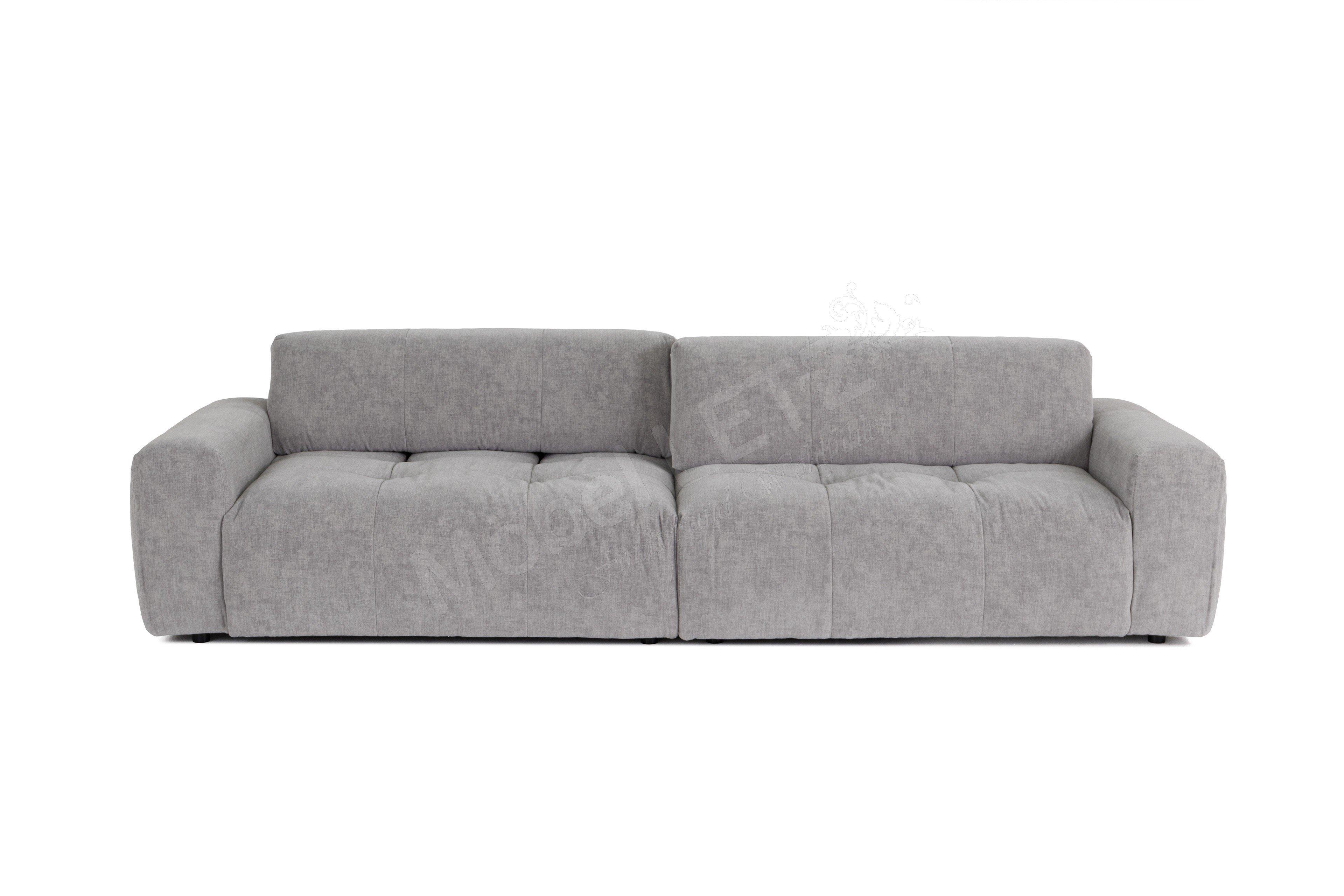 candy place xxl sofa hellgrau m bel letz ihr online shop. Black Bedroom Furniture Sets. Home Design Ideas