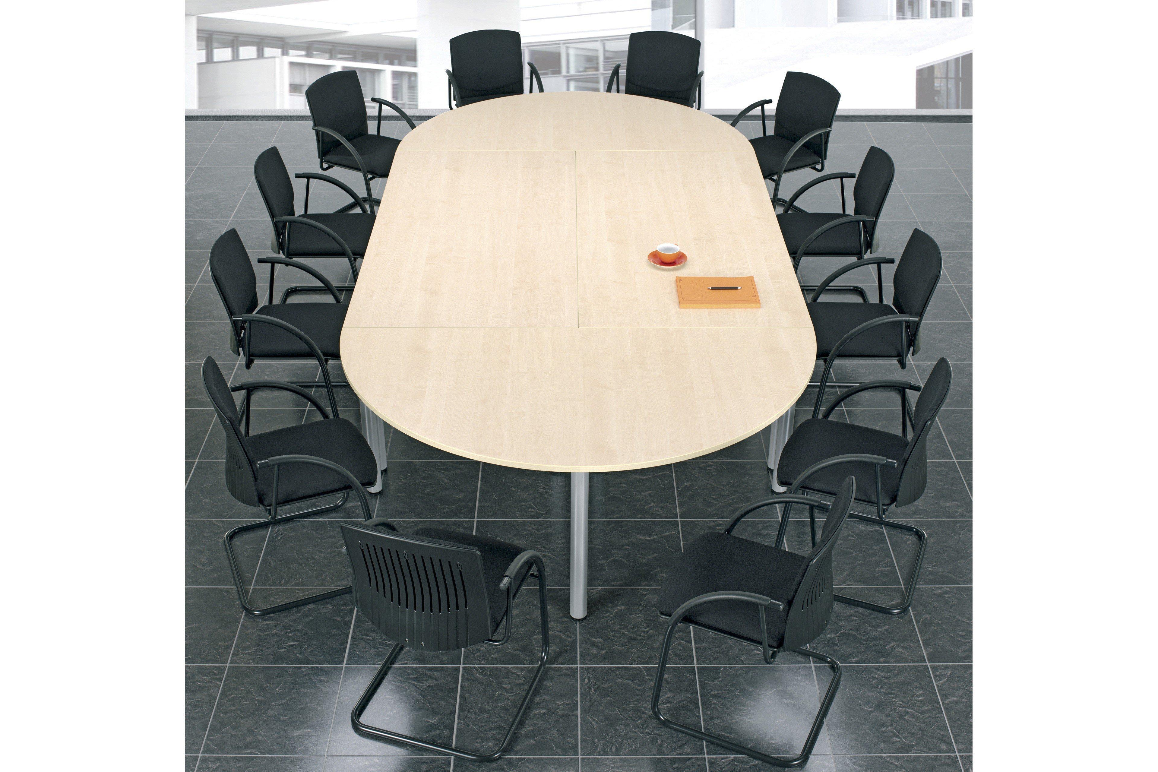 226b90c7930cd9 Konferenztisch von geramöbel - Konferenztisch 12 Personen Ahorn