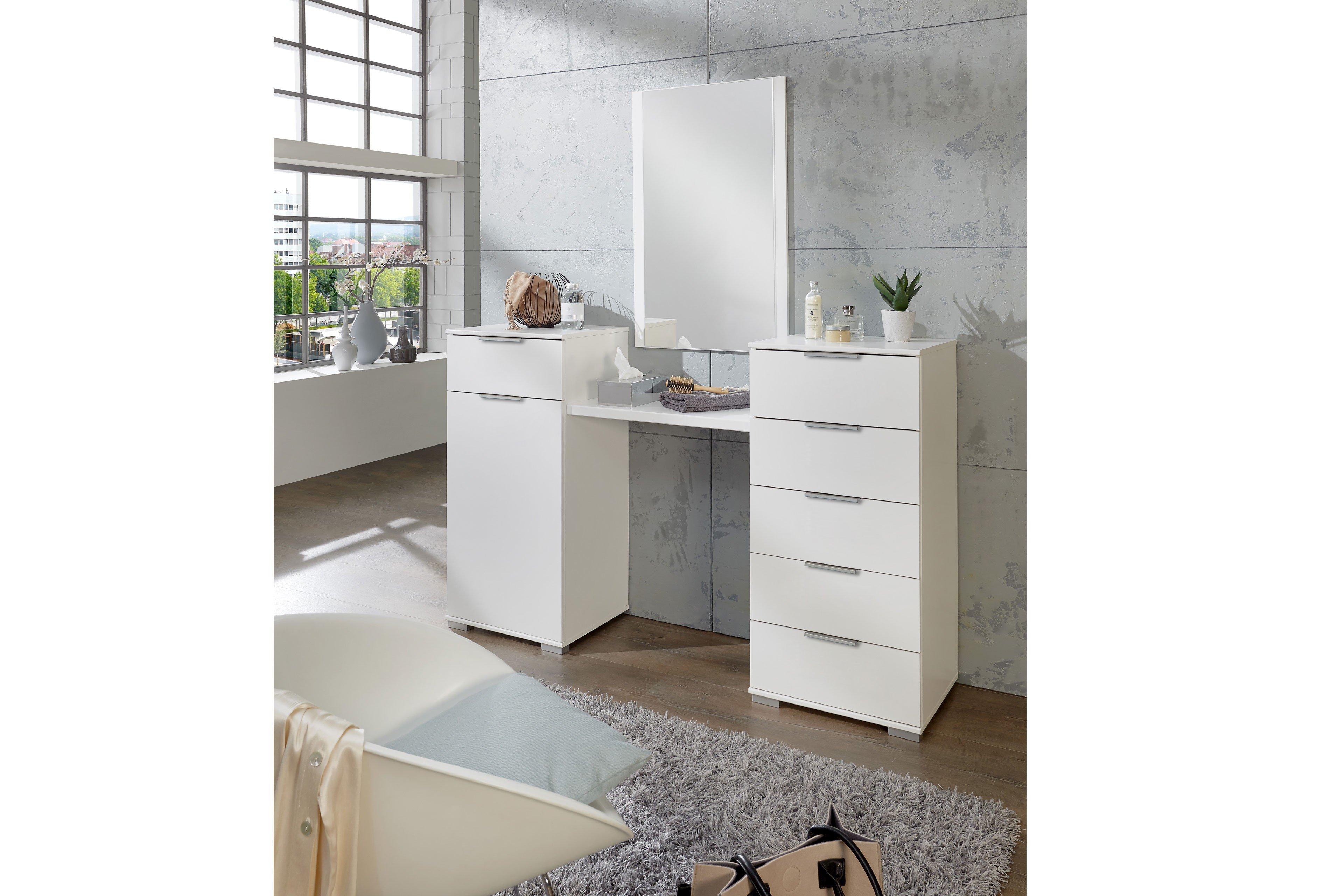 wimex schminktisch easy plus in wei m bel letz ihr online shop. Black Bedroom Furniture Sets. Home Design Ideas
