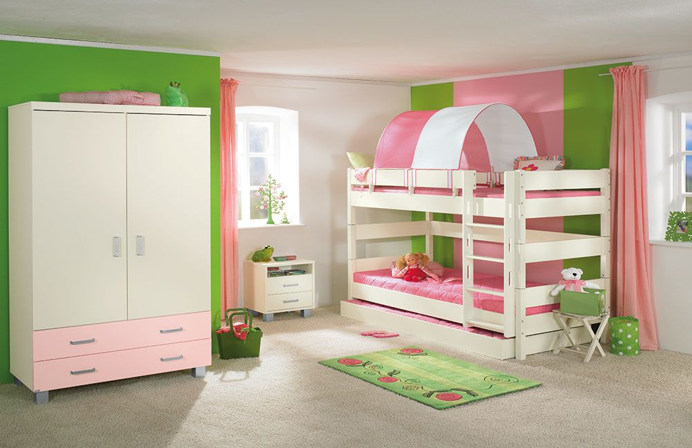 biancomo von paidi kinderzimmer in ros jugendzimmer online kaufen 39. Black Bedroom Furniture Sets. Home Design Ideas