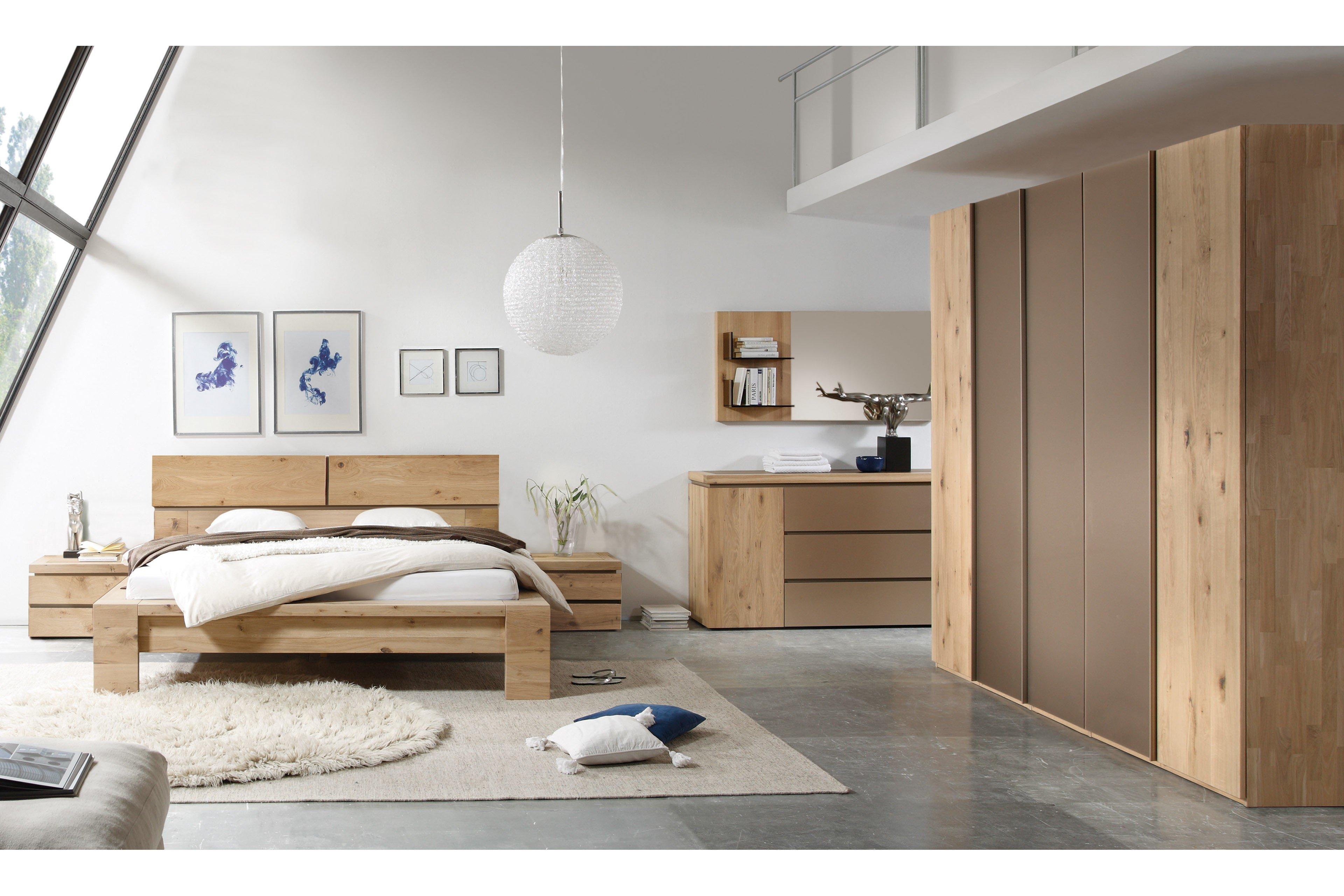 Schlafzimmer Isola Von Thielemeyer Wildeiche Mobel Letz Ihr