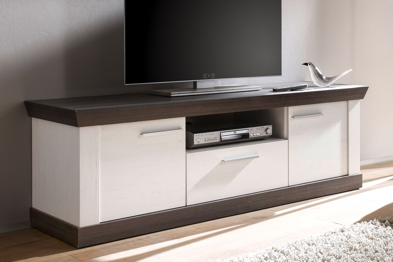 Perfekt Siena Von IMV Steinheim   Lowboard 5PP27032 Pinie Weiß/ Wenge