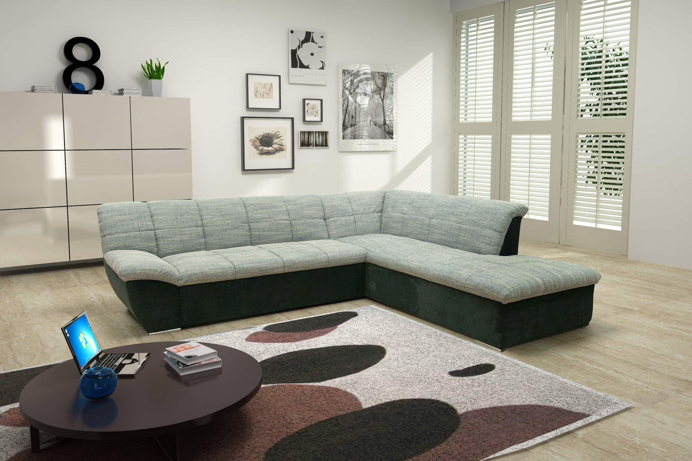 Sideboard Domo Design : Domo collection splash ecksofa in grau möbel letz ihr online shop