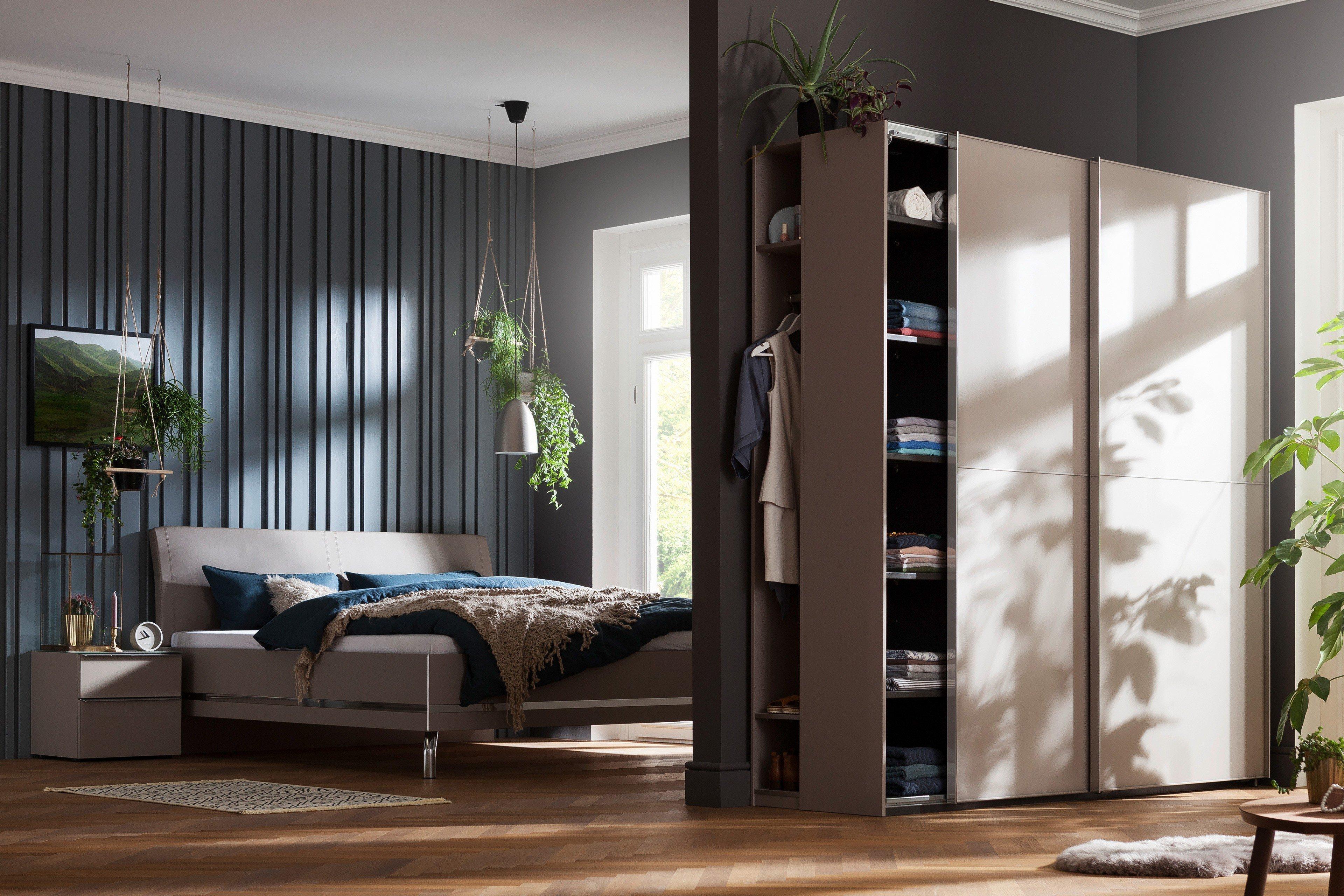 Marcato 2.2 + Concept Me Von Nolte   Schlafzimmer Set Terrabraun