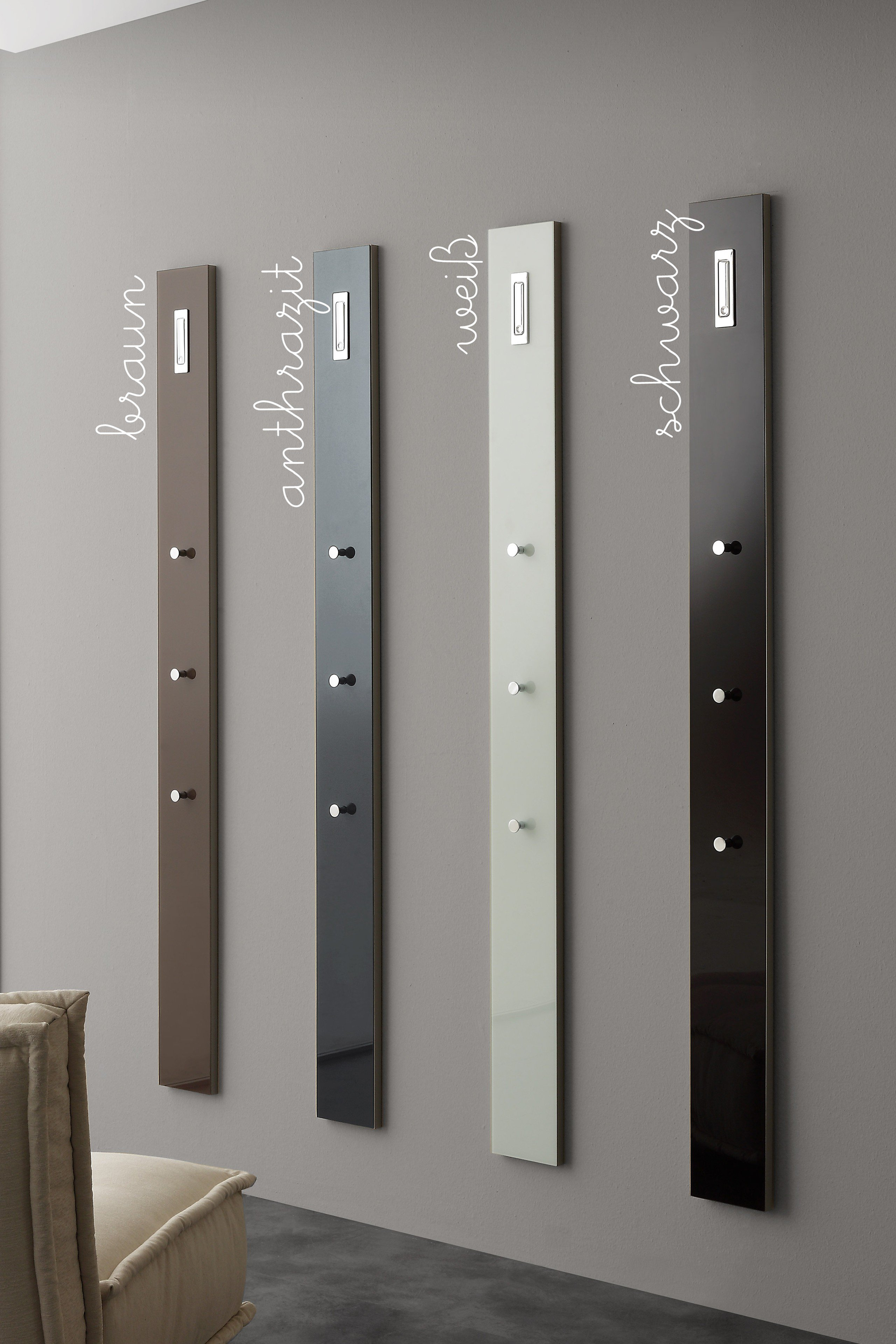 arredokit garderobenpaneel luna wei m bel letz ihr online shop. Black Bedroom Furniture Sets. Home Design Ideas
