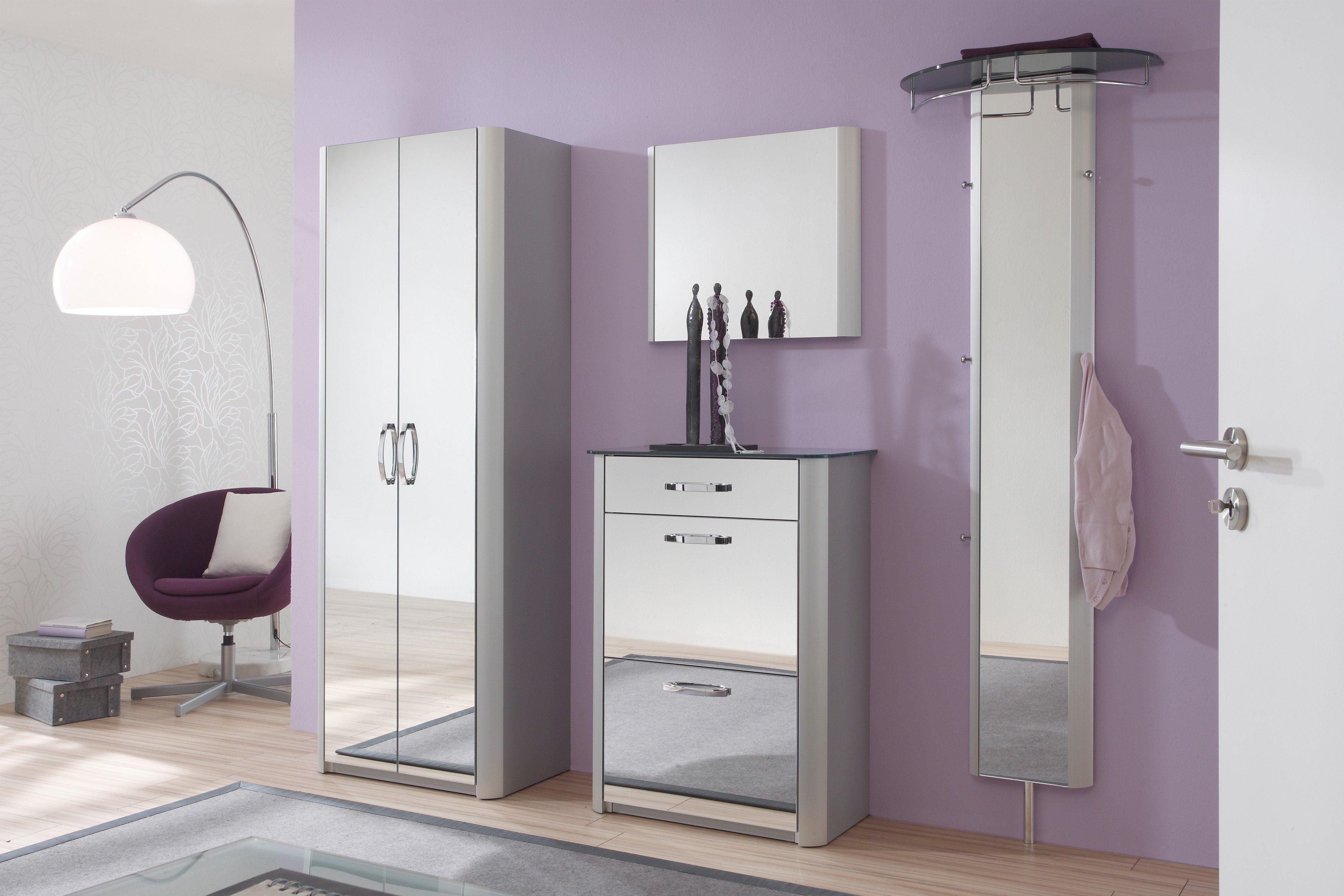 arredokit garderobe melodie mit spiegelfront m bel letz. Black Bedroom Furniture Sets. Home Design Ideas