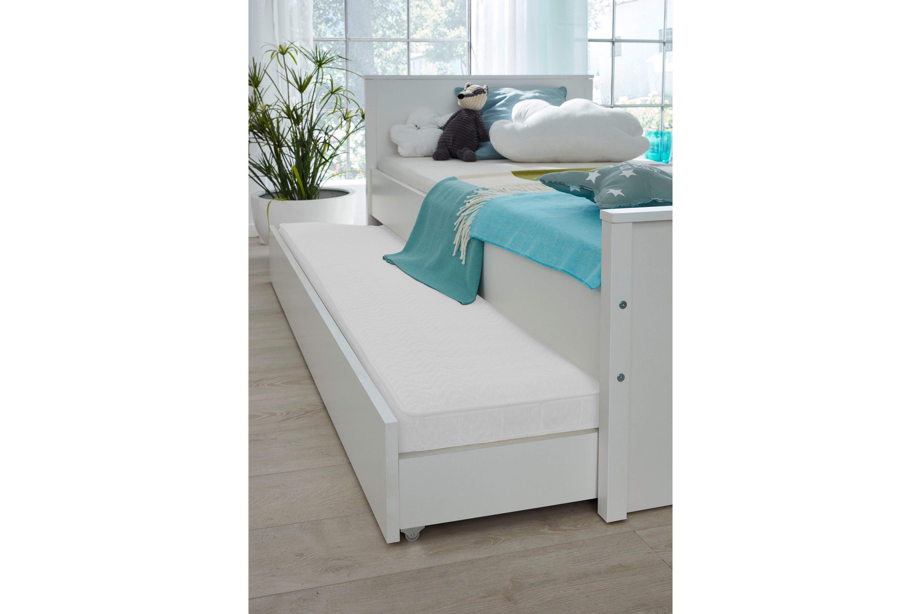 trendteam ole jugendbett 90x200 cm wei m bel letz ihr online shop. Black Bedroom Furniture Sets. Home Design Ideas