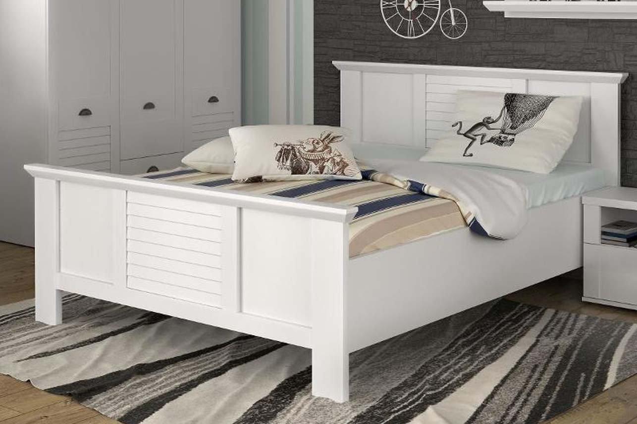 Marida Von Forte Bett 120x200 Cm Im Modernen Landhausstil