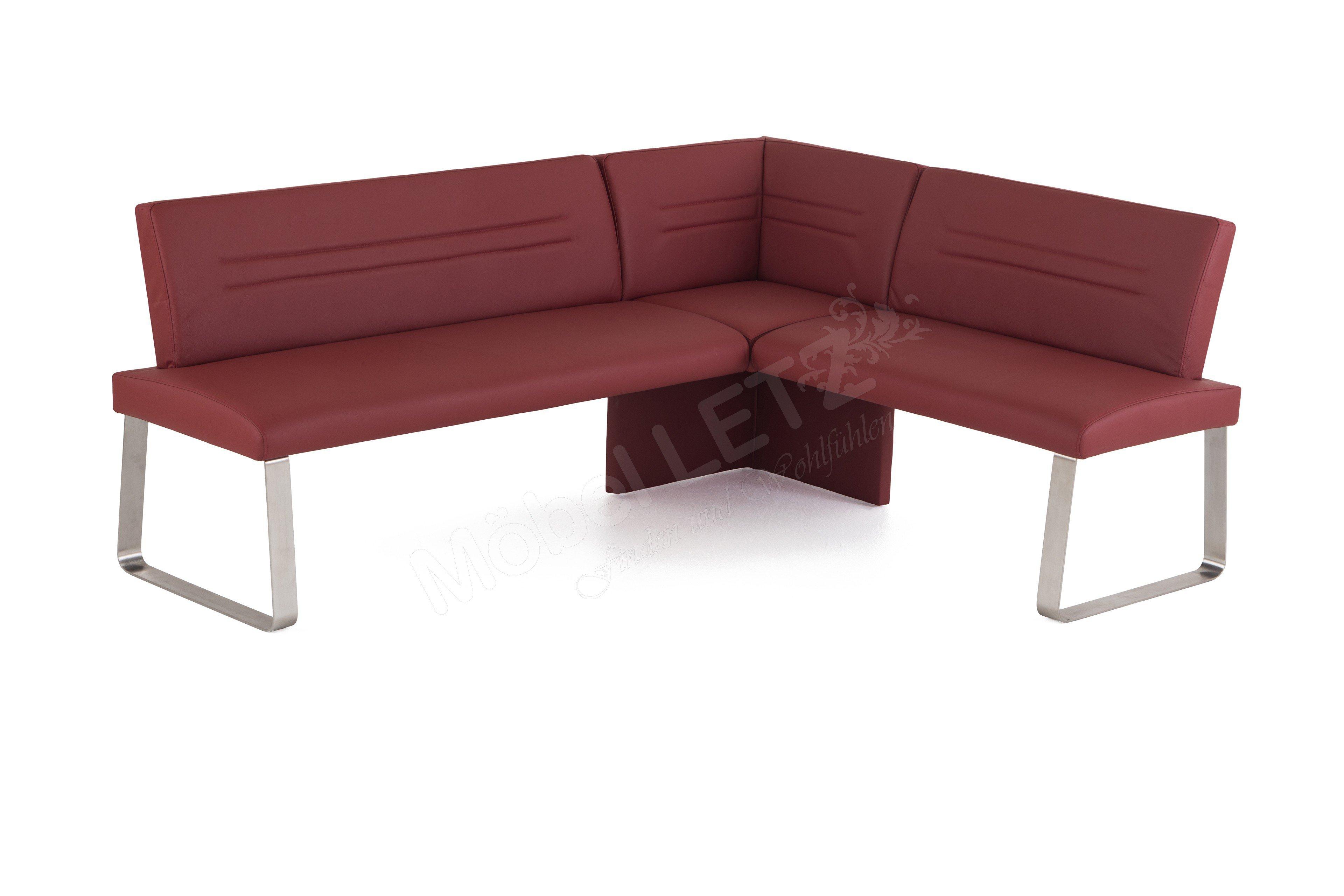 Clara Von Casada   Essgruppe Mit Eckbank, Esstisch U0026 3 Stühlen