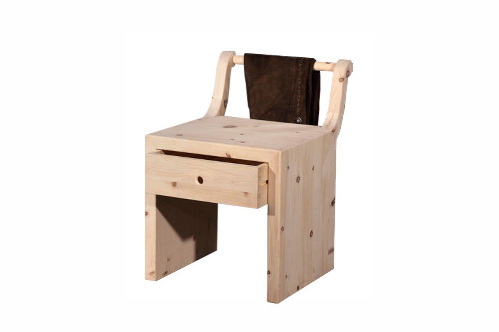 Sprenger Möbel Kleiderhocker Mit Hosenhalter Zirbe Möbel Letz