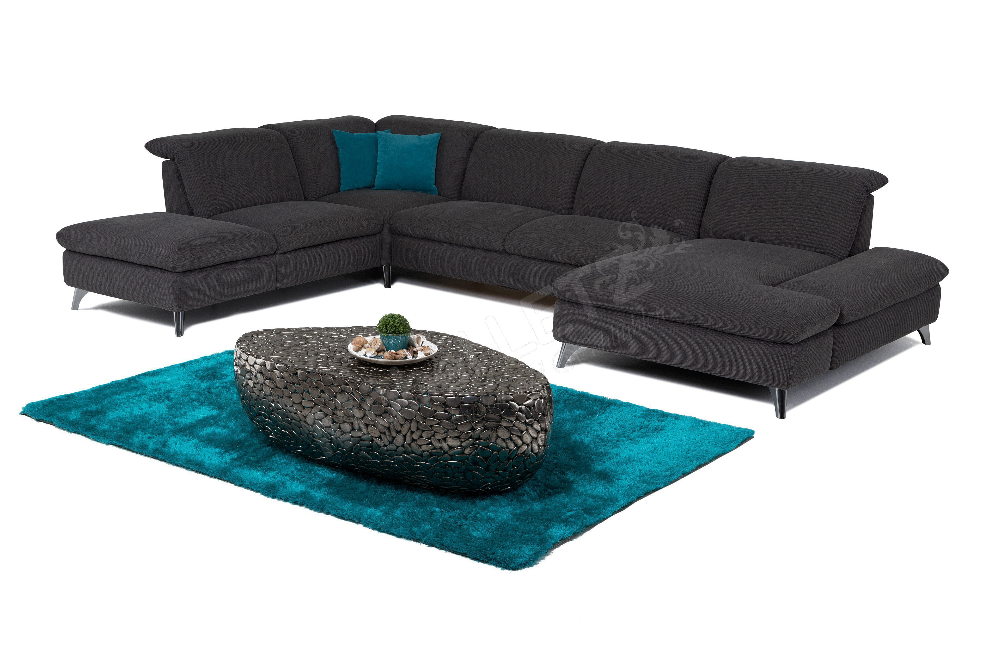 poco polsterm bel detroit wohnlandschaft dunkelgrau m bel letz ihr online shop. Black Bedroom Furniture Sets. Home Design Ideas
