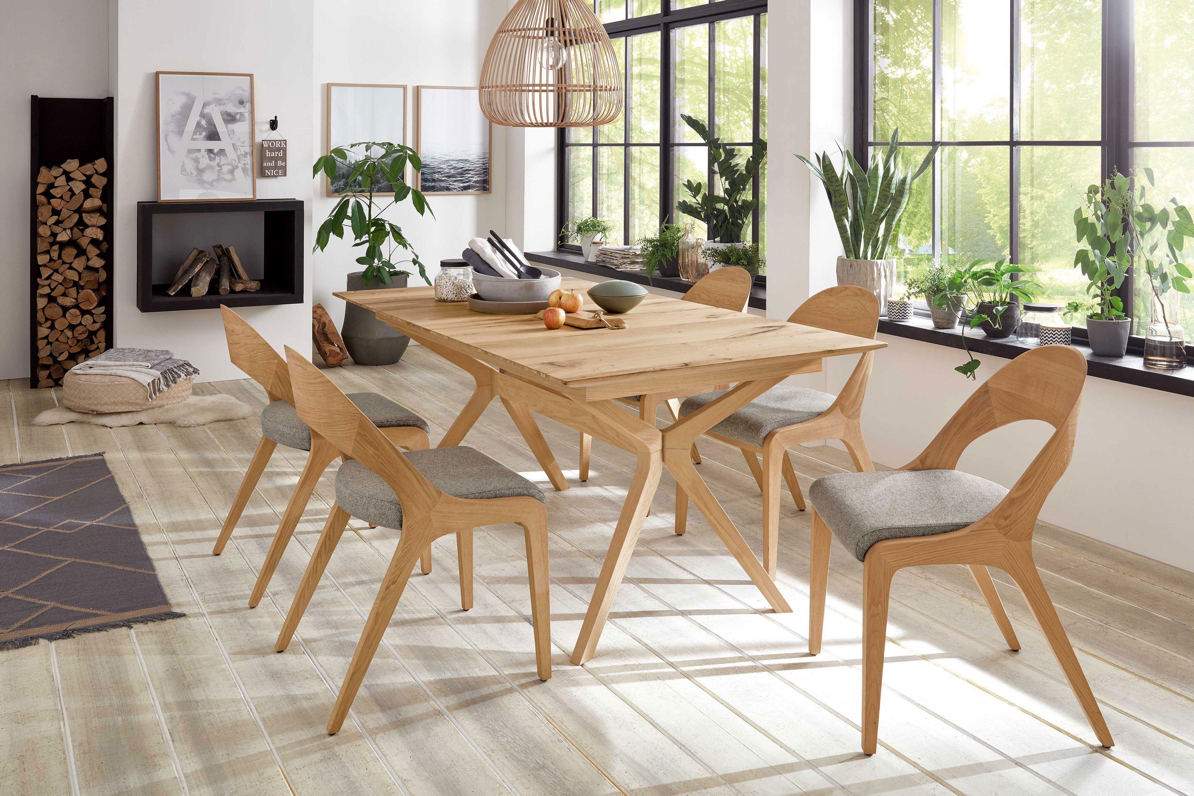 Wöstmann Fluid S Kultur Essgruppe Mit Tisch 6 Stühlen Möbel Letz