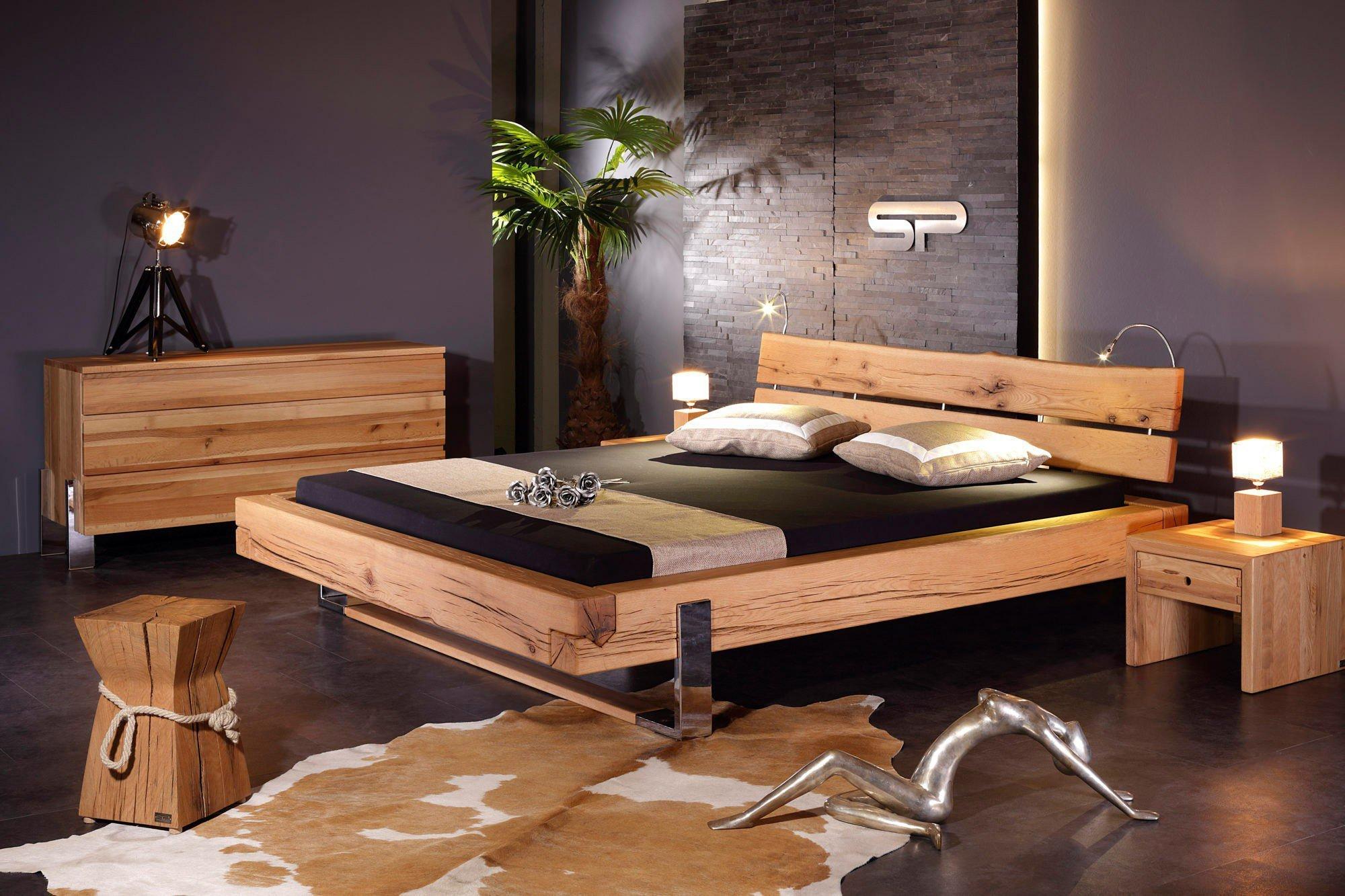 Sprenger Kufen Balken Bett Sumpfeiche Rissig Mobel Letz Ihr
