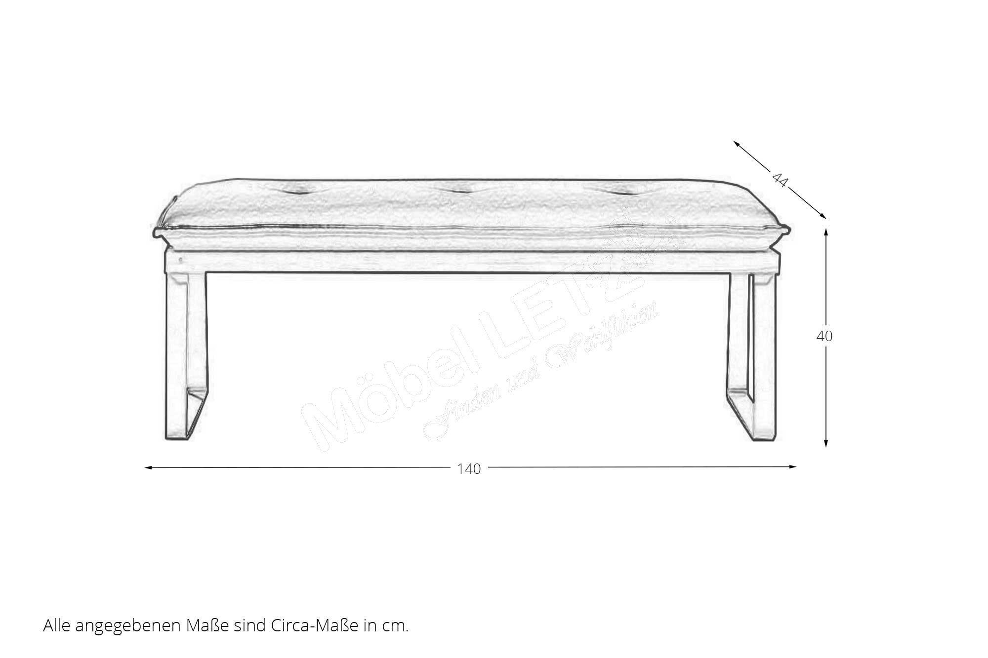 Thielemeyer Bettbank Cubo Wildeiche Möbel Letz Ihr Online Shop