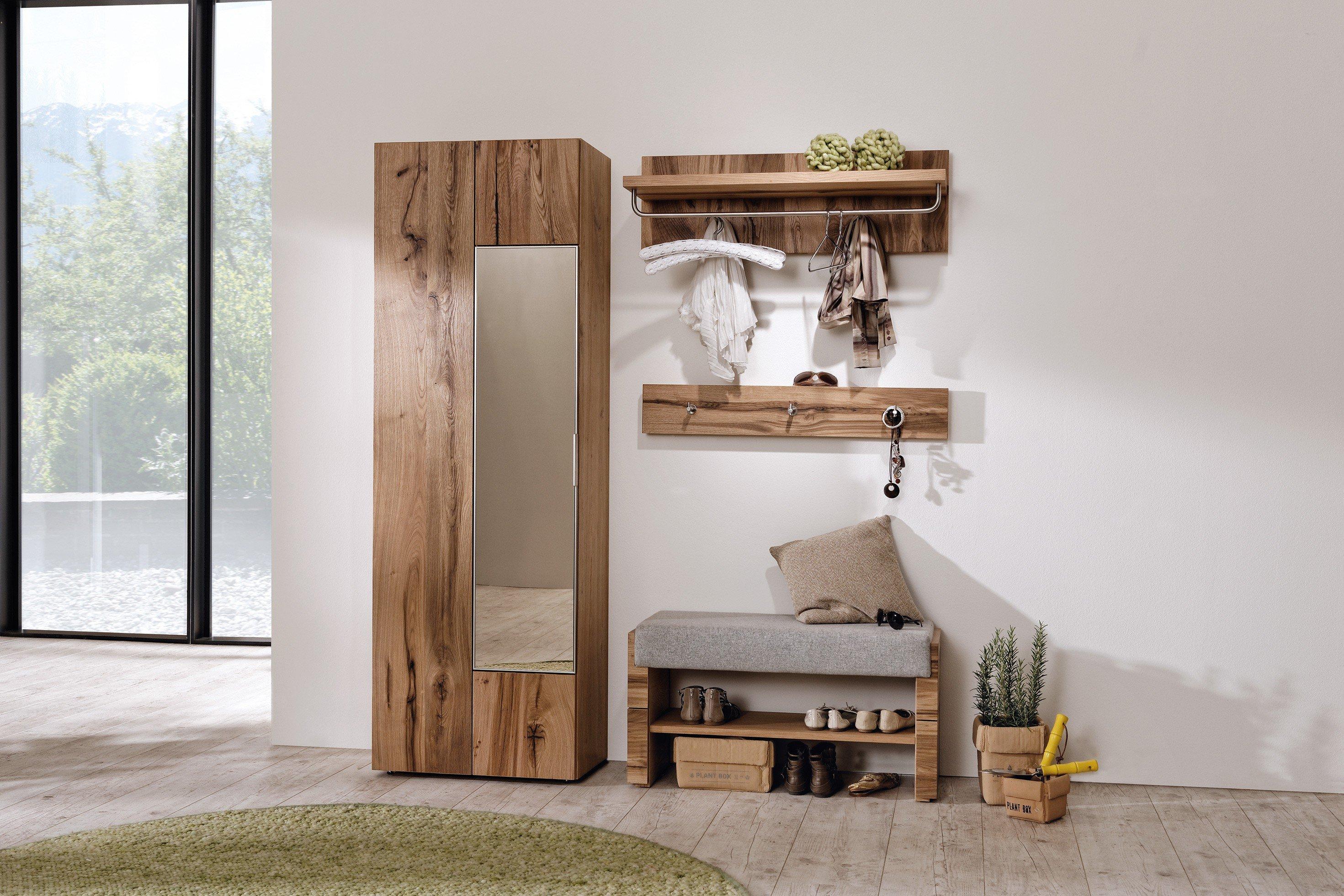 Garderobe V Alpin Von Voglauer Eiche Altholz Mobel Letz Ihr