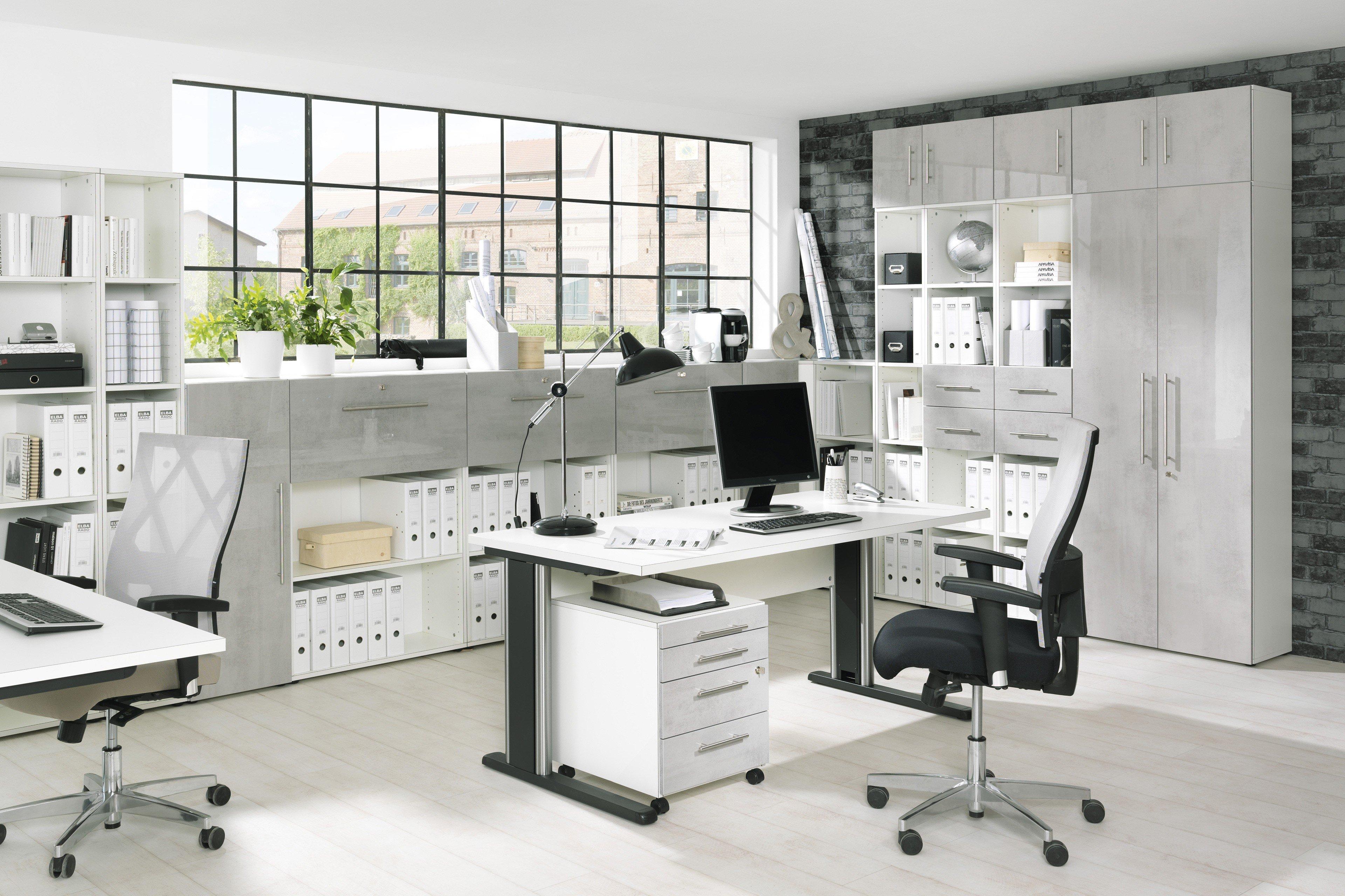 Wellemöbel BRW Büromöbelset   Möbel Letz - Ihr Online-Shop