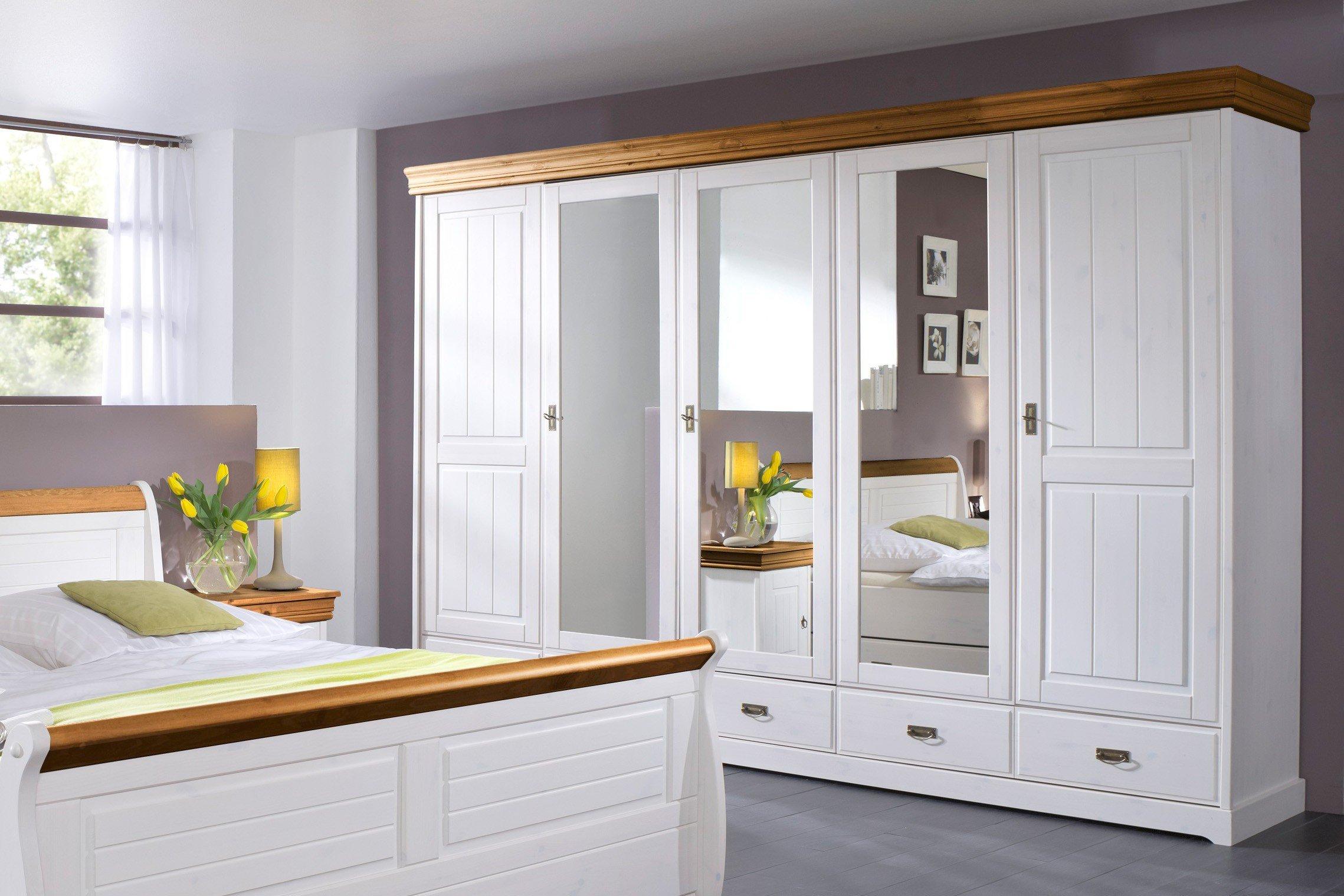 gk m belvertrieb roma kleiderschrank landhausstil m bel letz ihr online shop. Black Bedroom Furniture Sets. Home Design Ideas