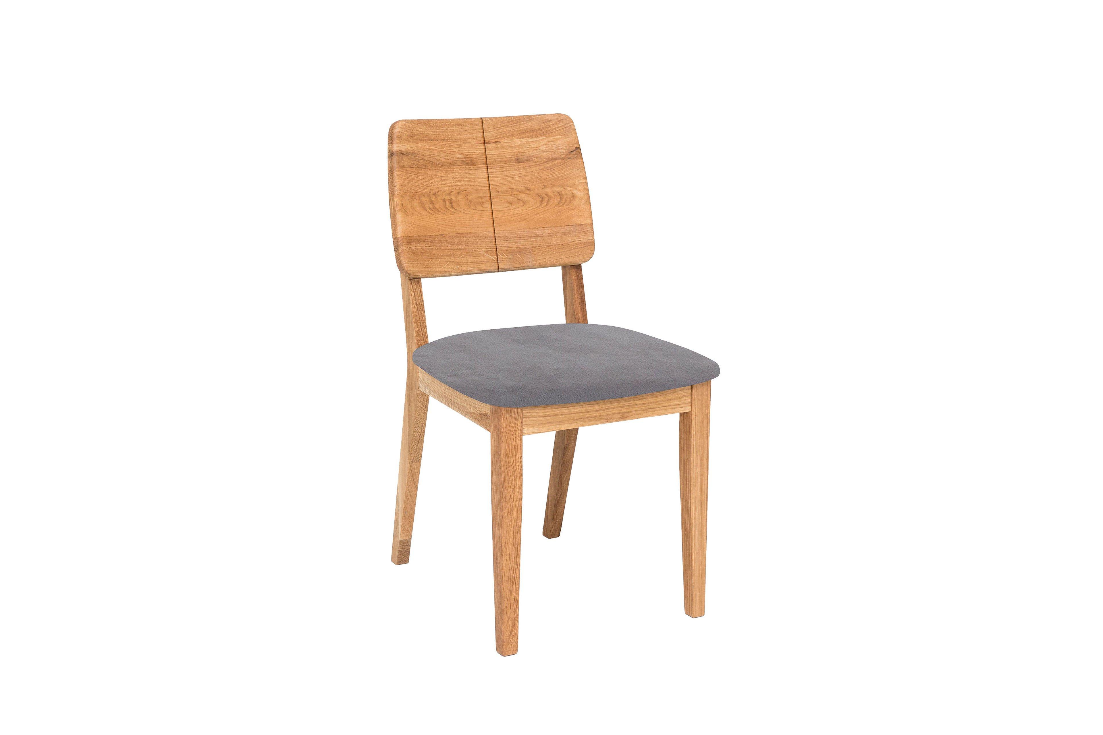 Standard Furniture Stuhl Norman 2 In Grau Mobel Letz Ihr Online Shop