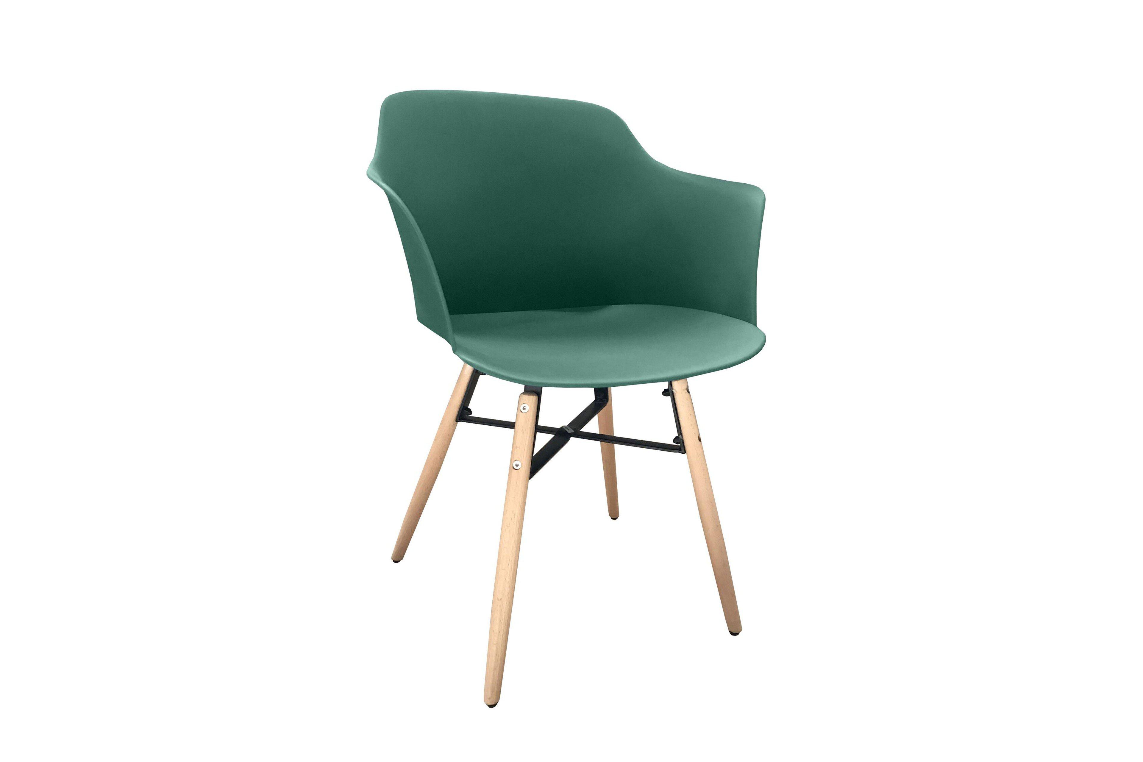 stuhl sloten in gr n von m bel letz ihr online shop. Black Bedroom Furniture Sets. Home Design Ideas
