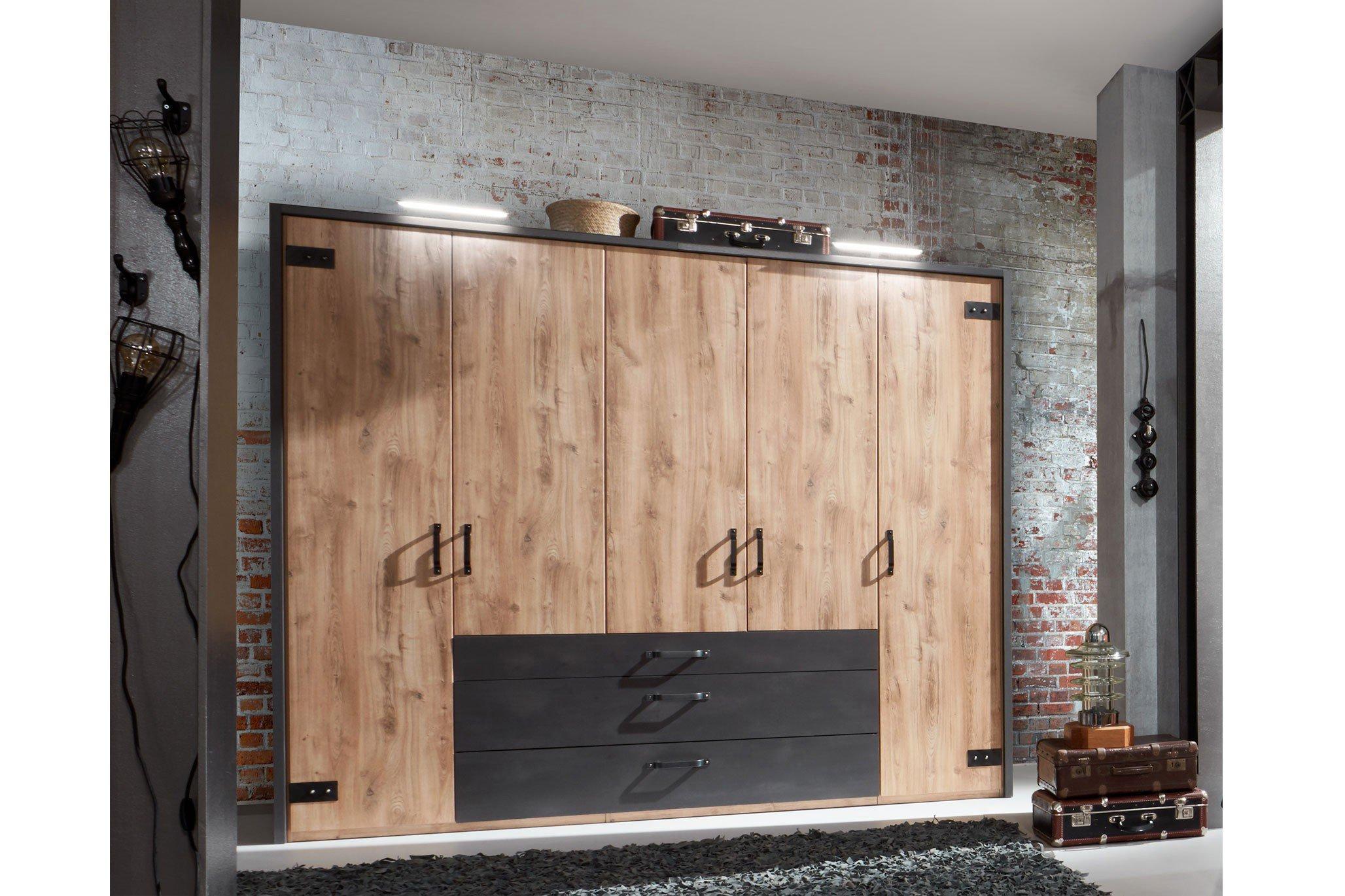 Wimex Detroit Schrank Im Industrial Style Mobel Letz Ihr Online Shop