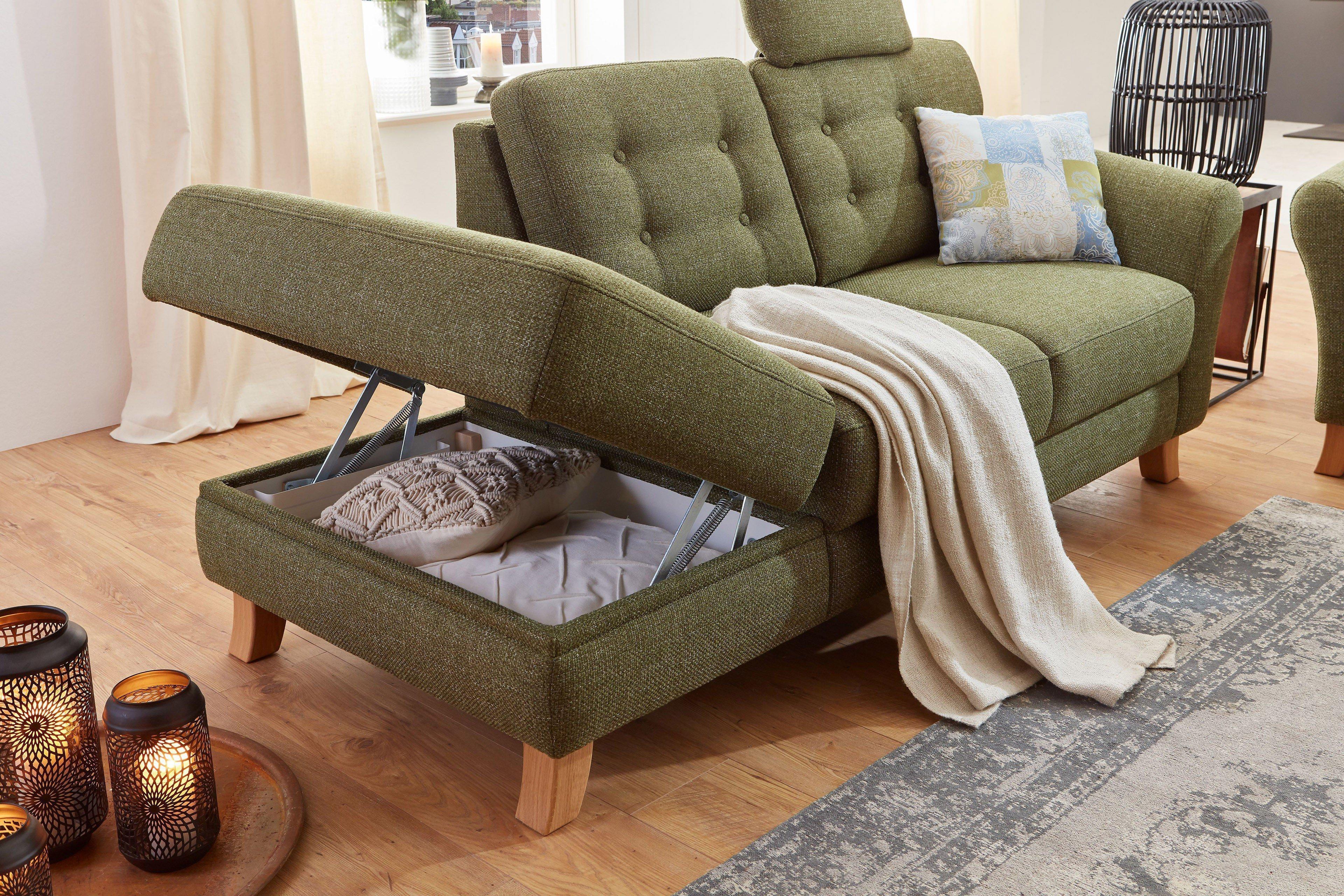 Utmerket Sit & More Trondheim Polstergarnitur olive | Möbel Letz - Ihr XX-56
