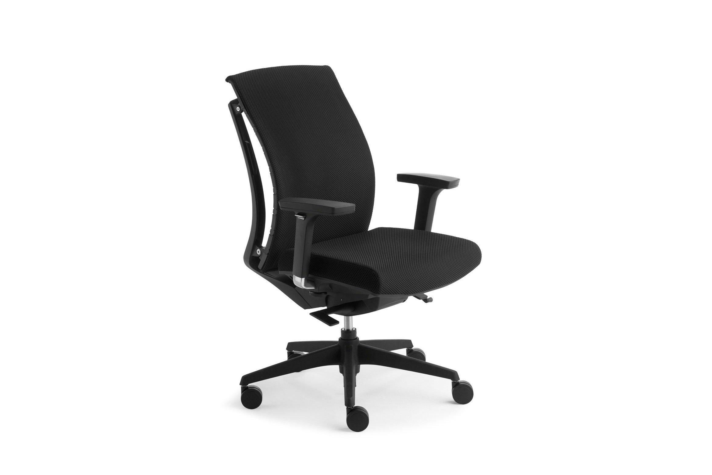 Mayer Sitzmöbel Drehstuhl Arti Chair 2453 schwarz | Möbel Letz Ihr Online Shop
