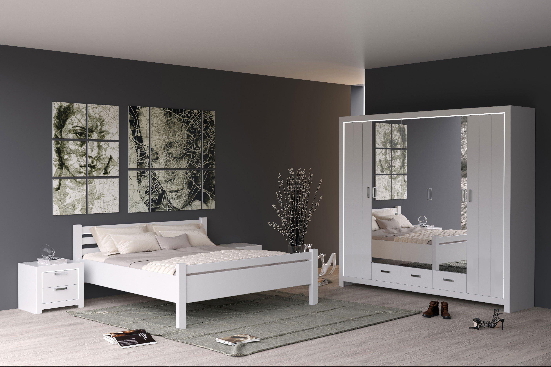 Forestdream Village Komplettschlafzimmer 4 Teilig Möbel Letz Ihr