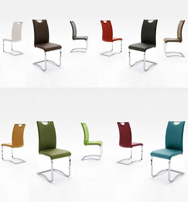 mca stuhl k ln rot m bel letz ihr online shop. Black Bedroom Furniture Sets. Home Design Ideas