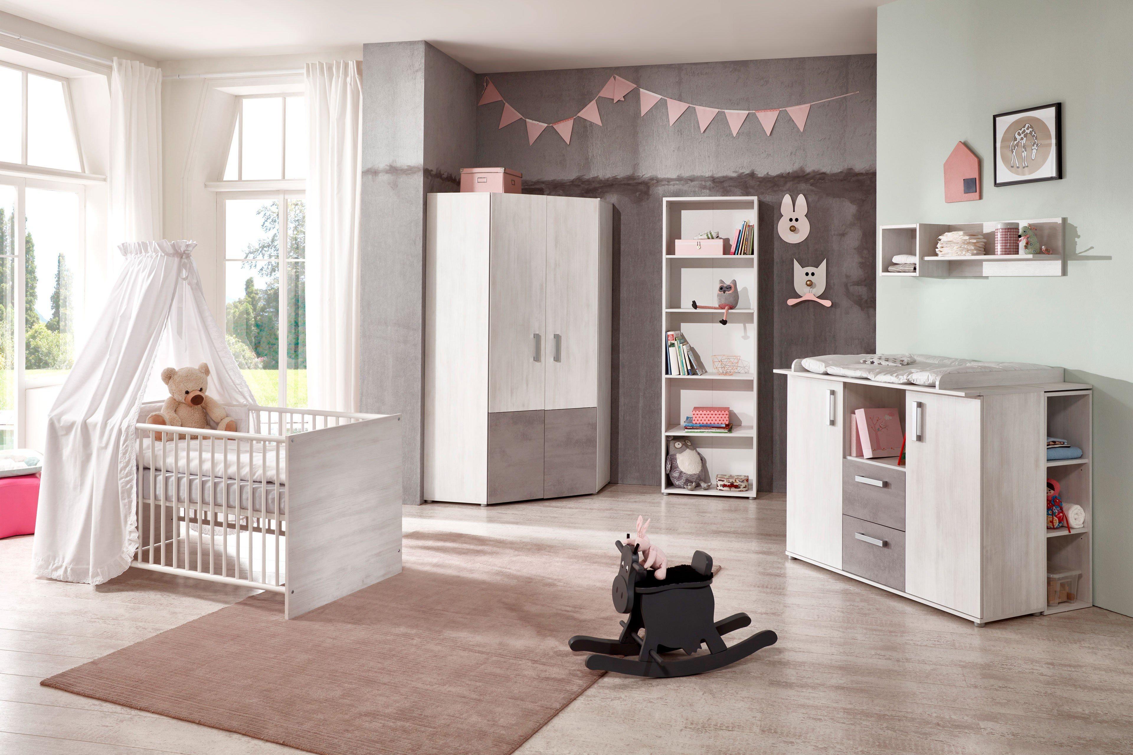 Arthur Berndt Insa Babyzimmer Grau Weiss Mobel Letz Ihr Online Shop