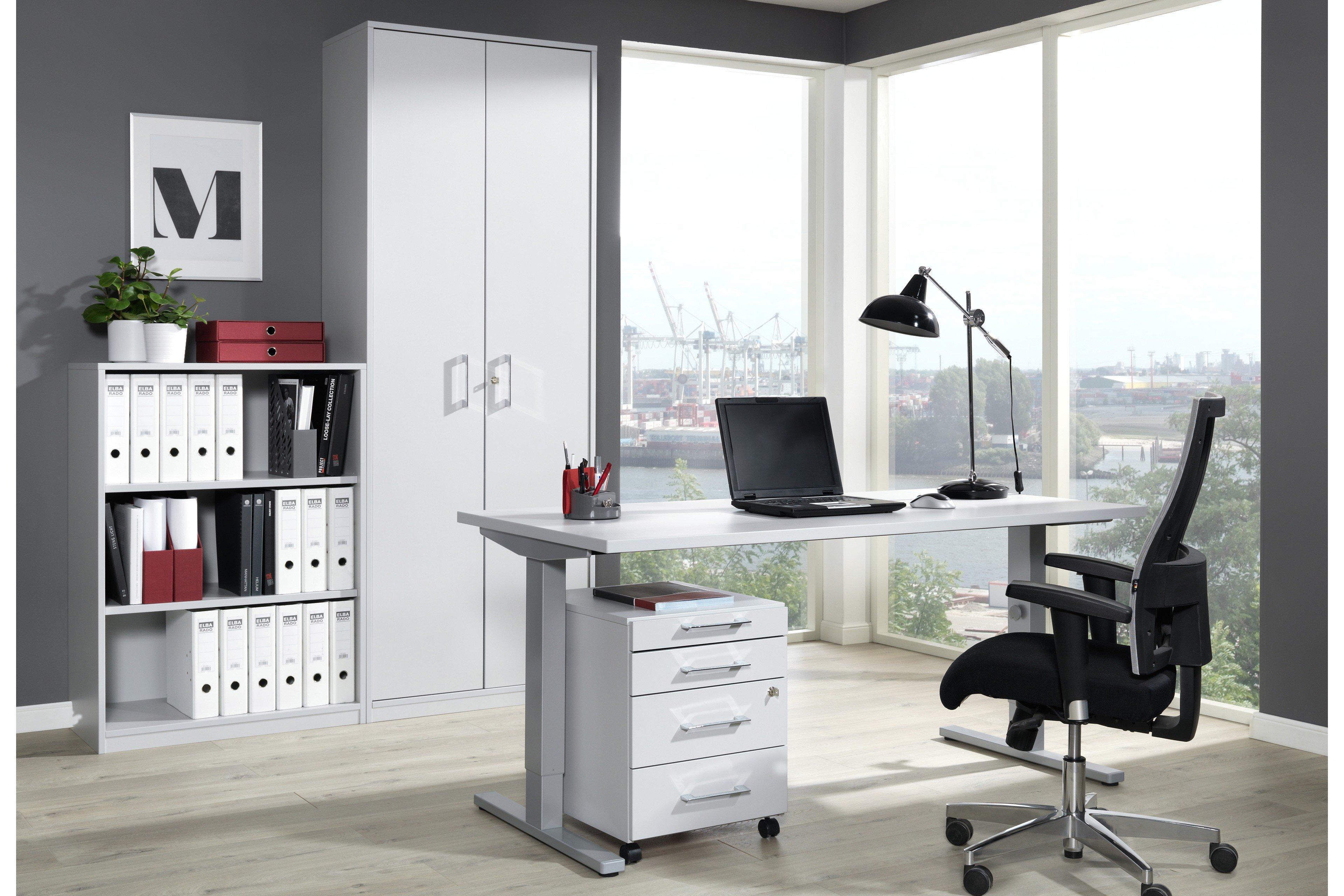 welle avanti plus elektrisch h henverstellbarer schreibtisch m bel letz ihr online shop. Black Bedroom Furniture Sets. Home Design Ideas