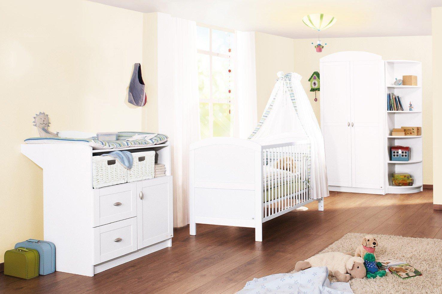 pinolino kinderzimmer laura wei m bel letz ihr online shop. Black Bedroom Furniture Sets. Home Design Ideas