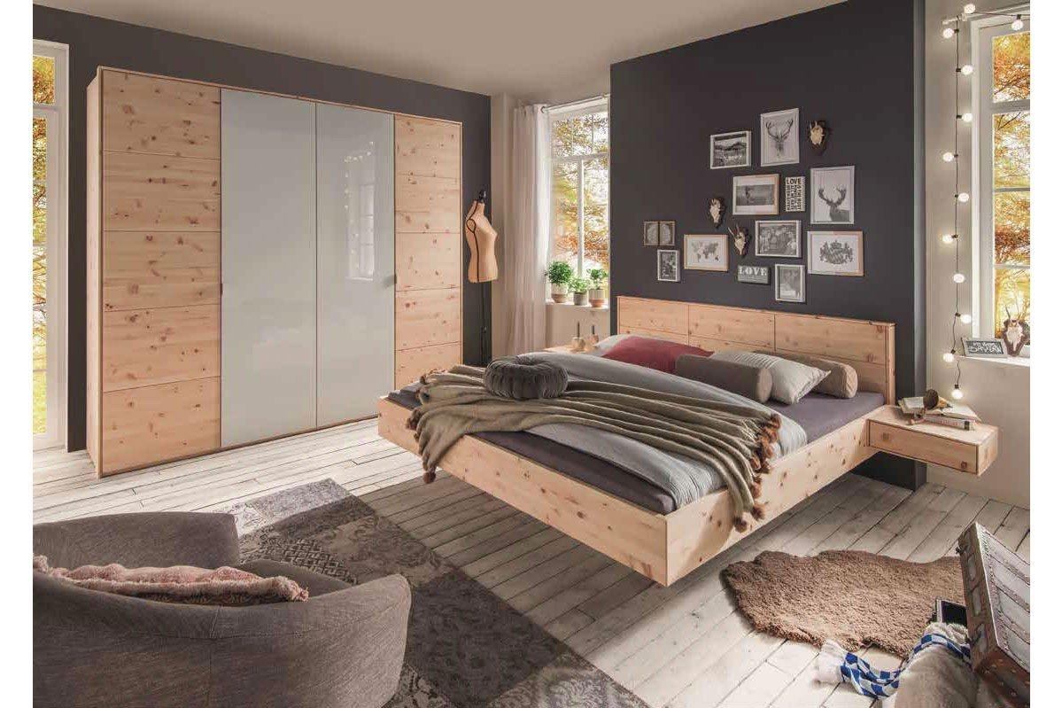 Pure Natur Arve Zirbenholz Schlafzimmer Möbel Letz Ihr Online Shop