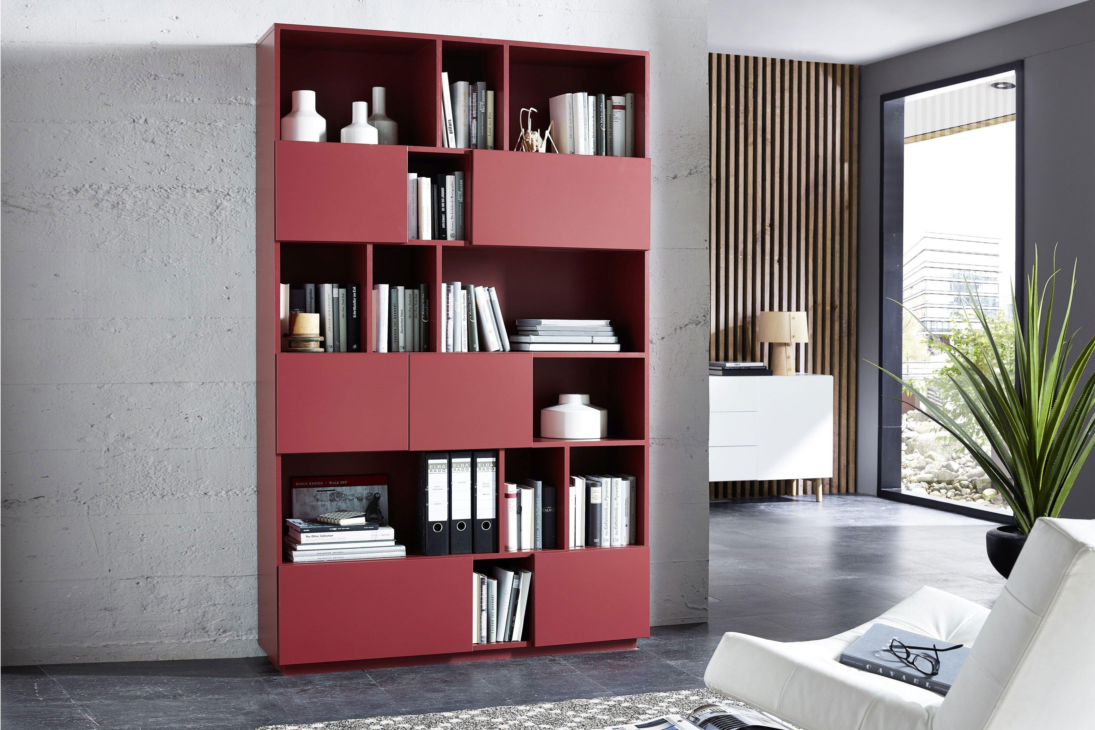Innostyle Regal R1 Rot Mobel Letz Ihr Online Shop