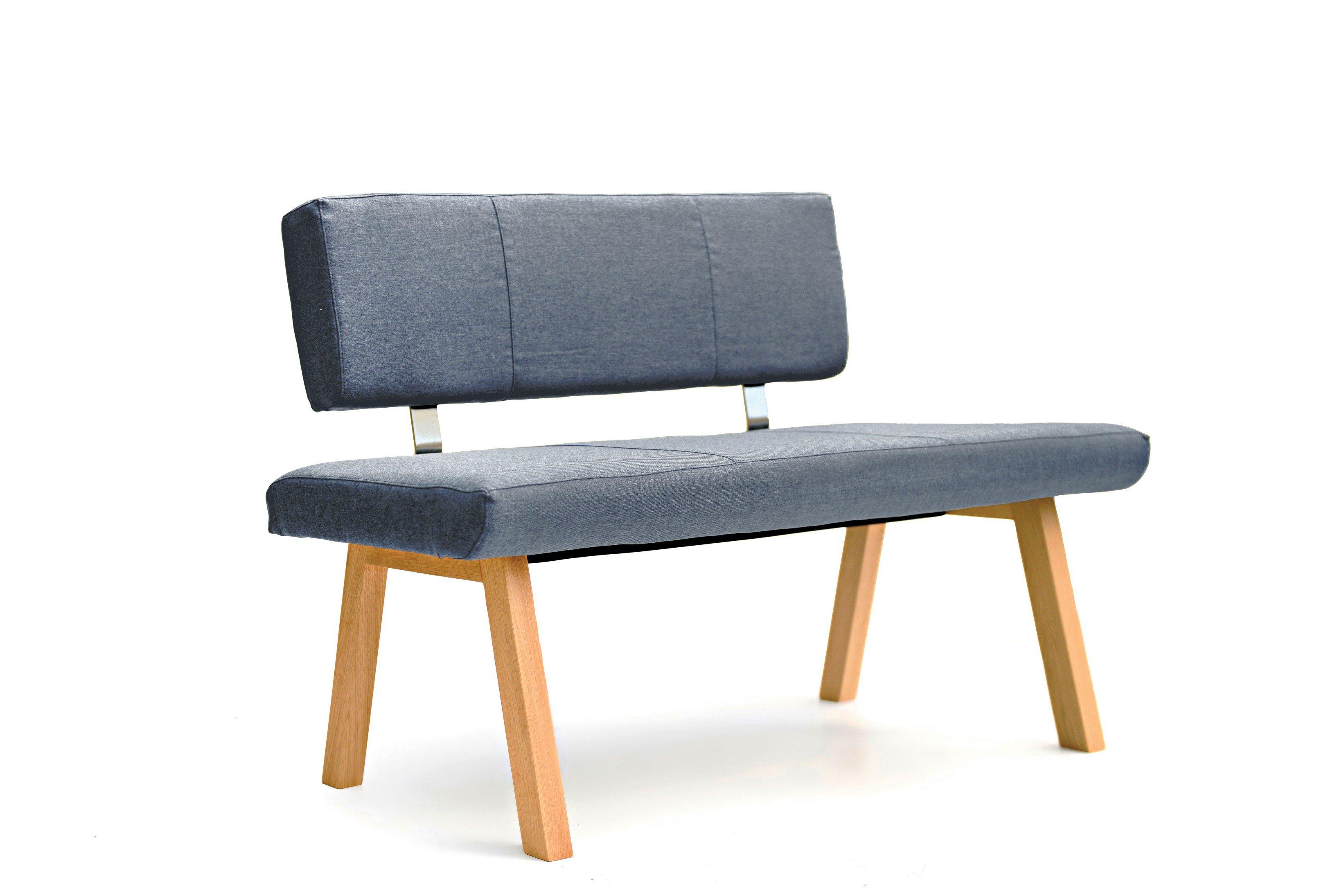 konstanz von standard furniture bank in grau mit ruckenlehne